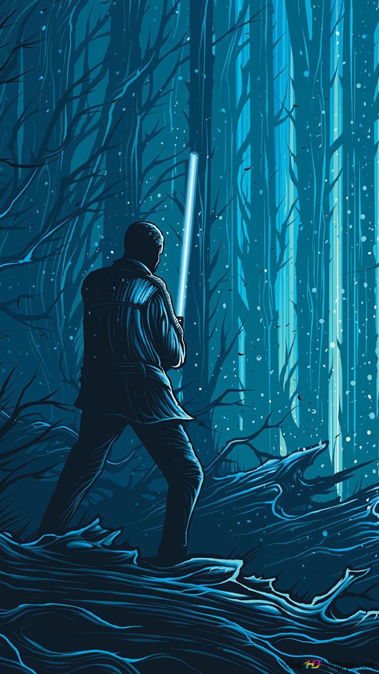 スターウォーズ フォースは ムービーを目覚めさせる 絵画 Hd壁紙