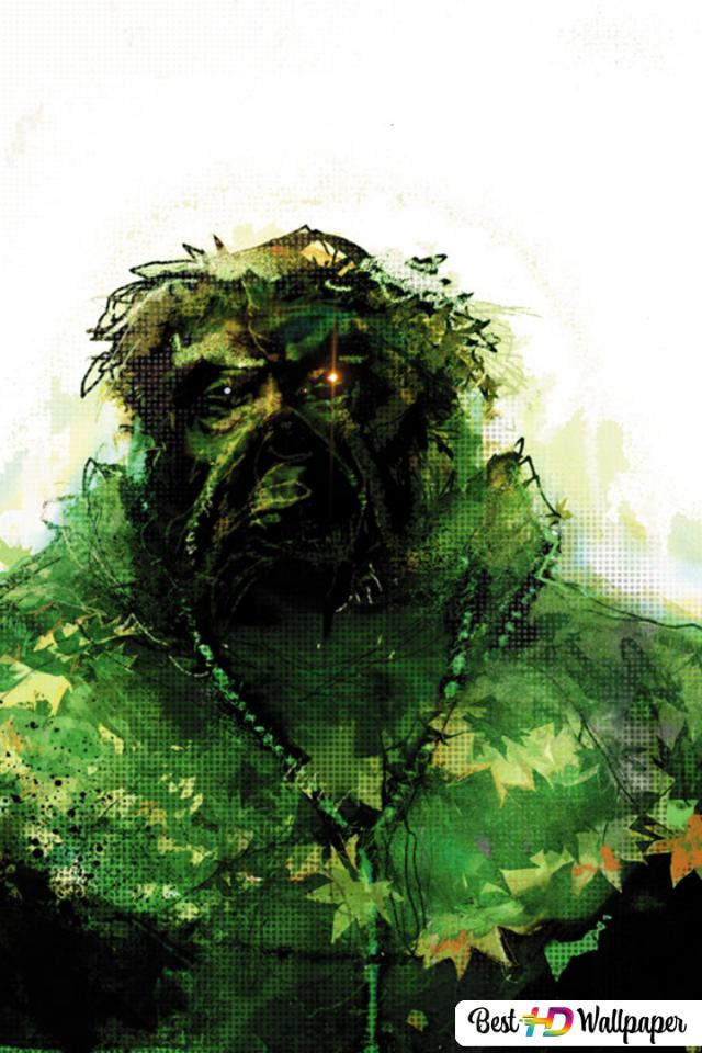 Swamp Thing Hd Wallpaper Download