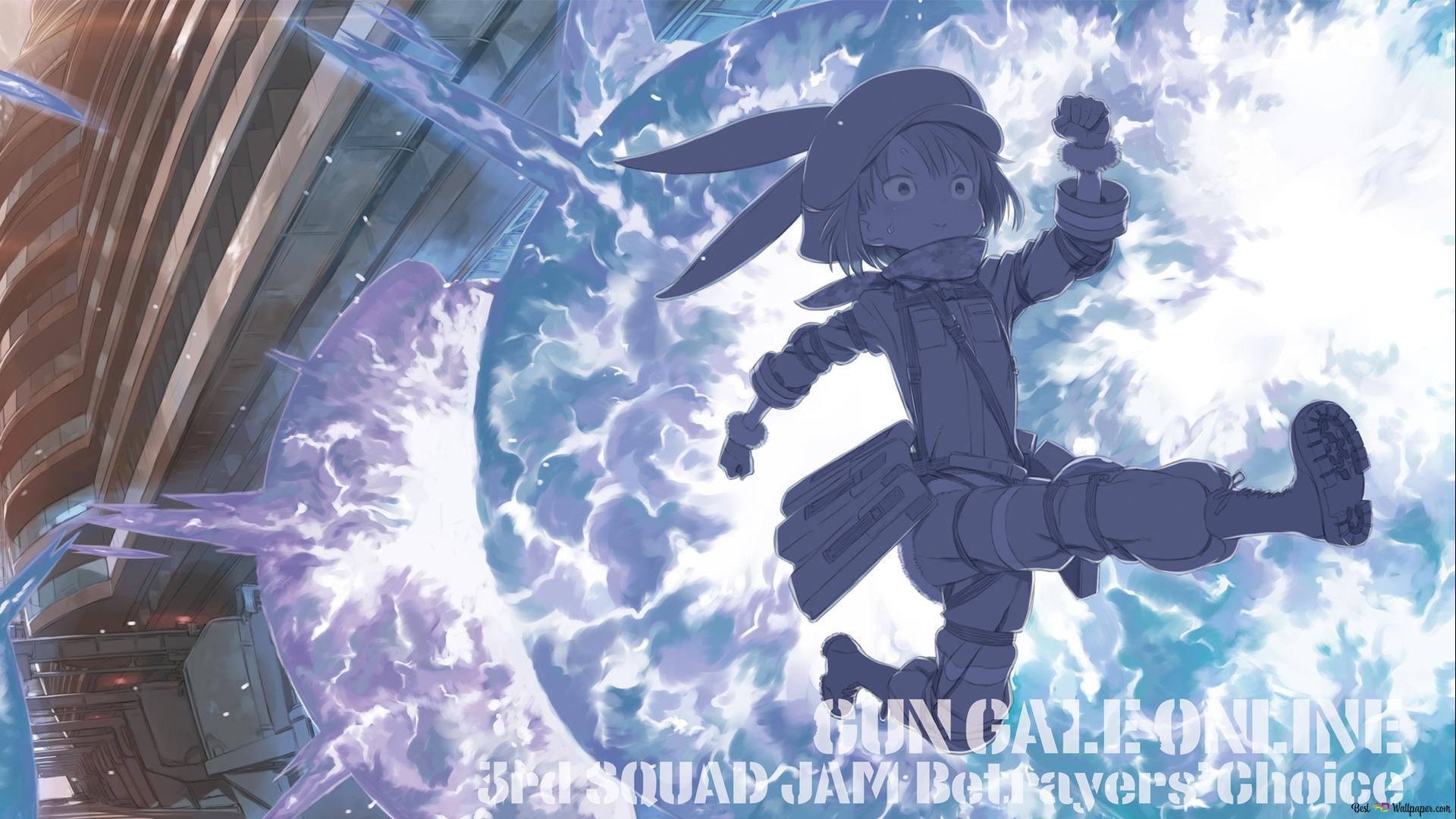Sword Art Online Alternative Gun Gale Online Karen Kohiruimaki Llenn Hd Wallpaper Download