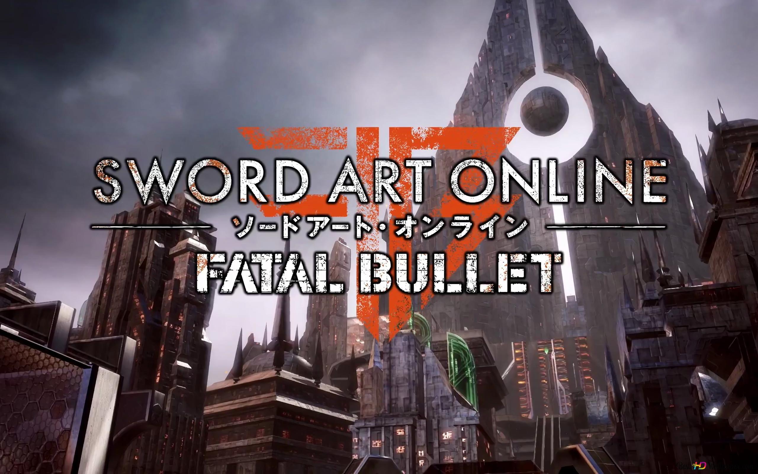 Sword Art Online Fatal Bullet Hd Wallpaper Download