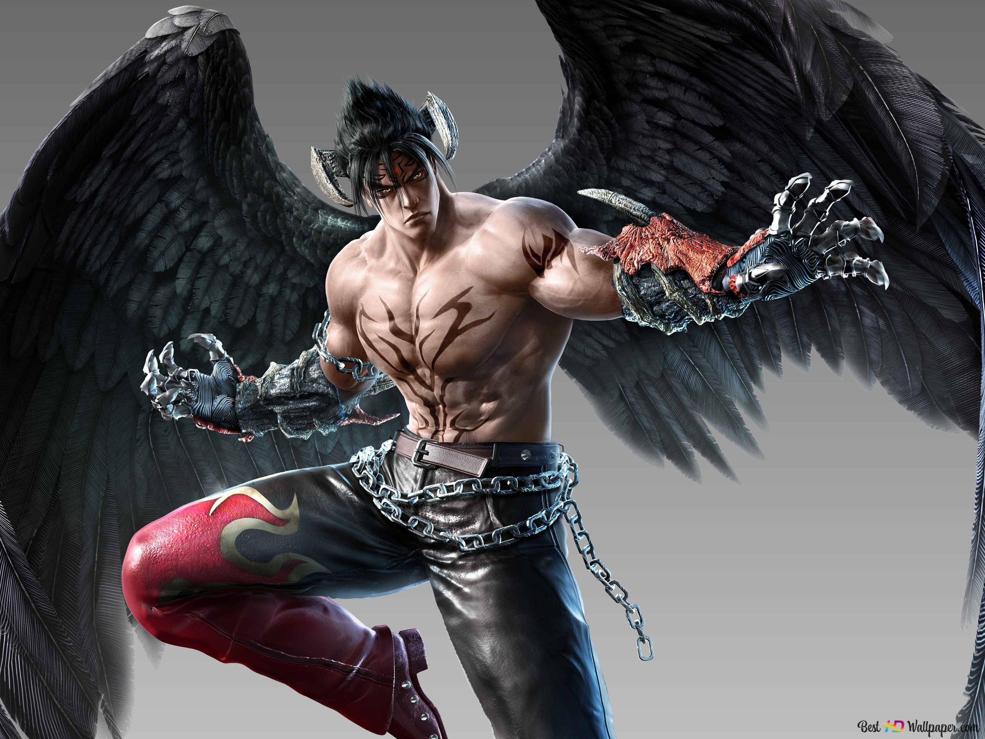 Tekken 7 Jin Kazama Hd Wallpaper Download