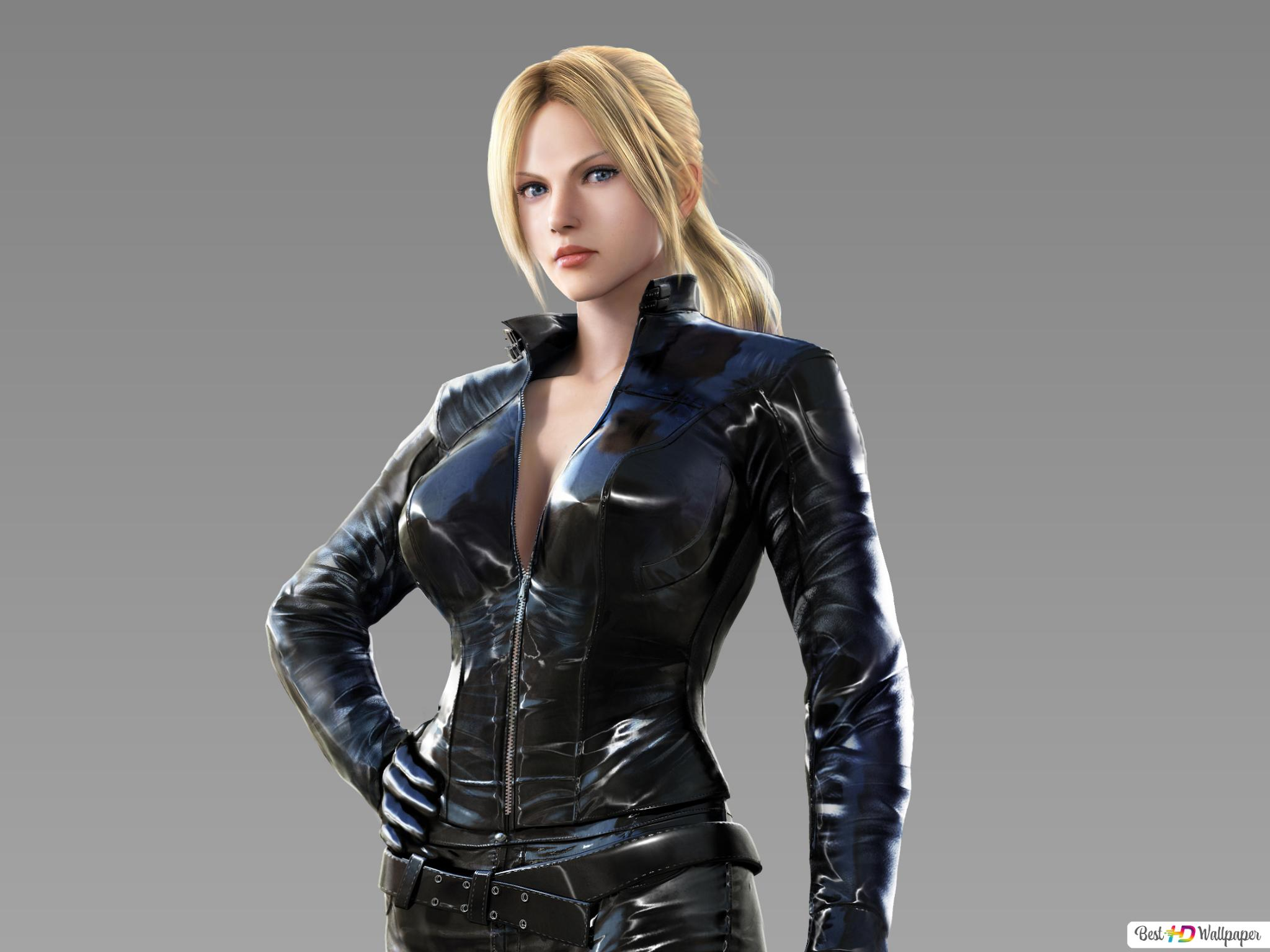 Tekken Blood Vengeance Nina Williams Hd Wallpaper Download