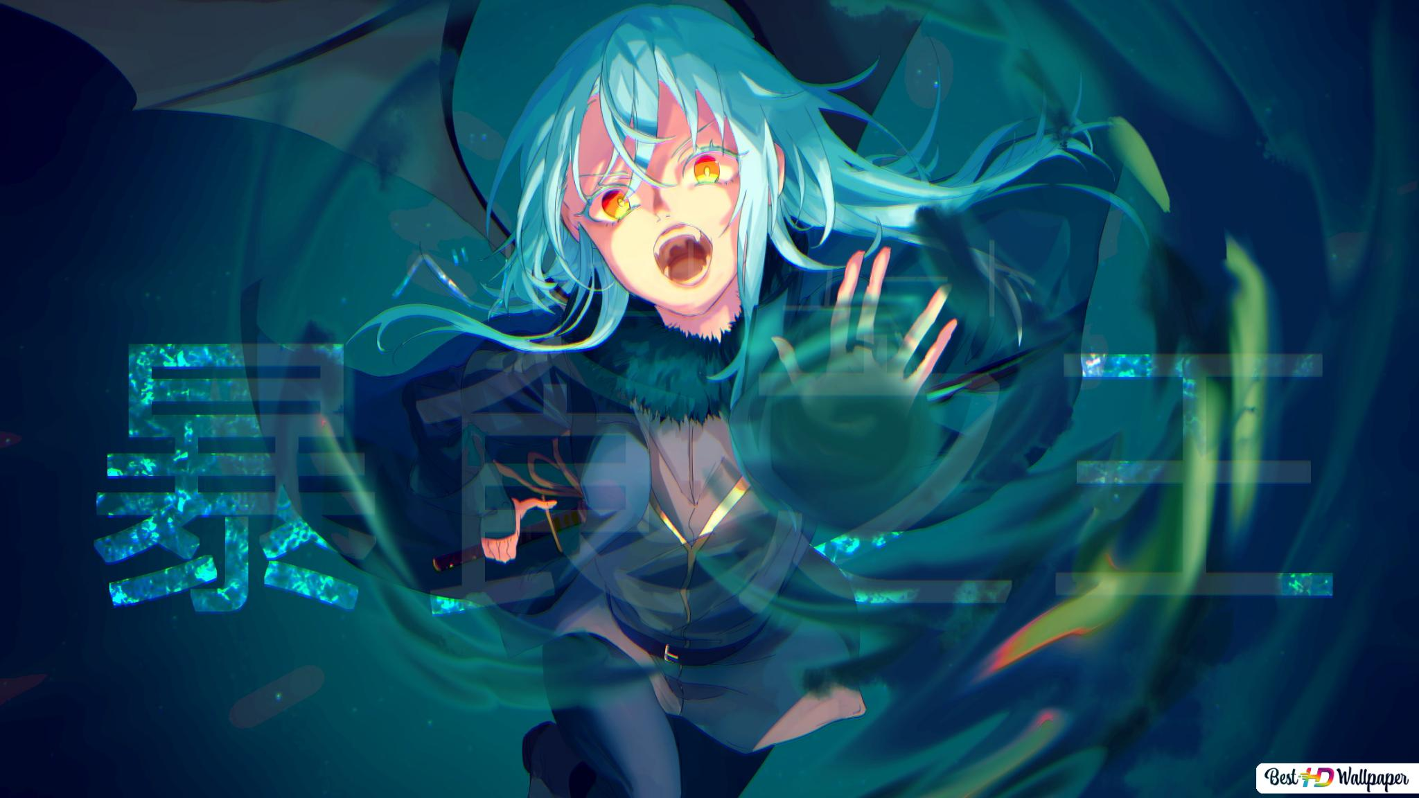 Tensei Shitara Slime Datta Ken Rimuru Tempest Hd Wallpaper Download