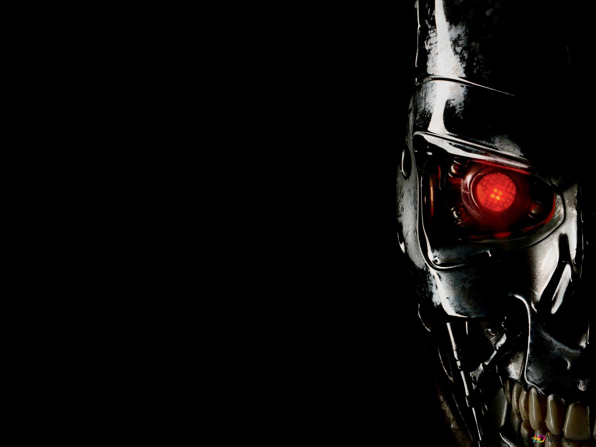 Descargar Fondo De Pantalla Terminator Génesis Robot De