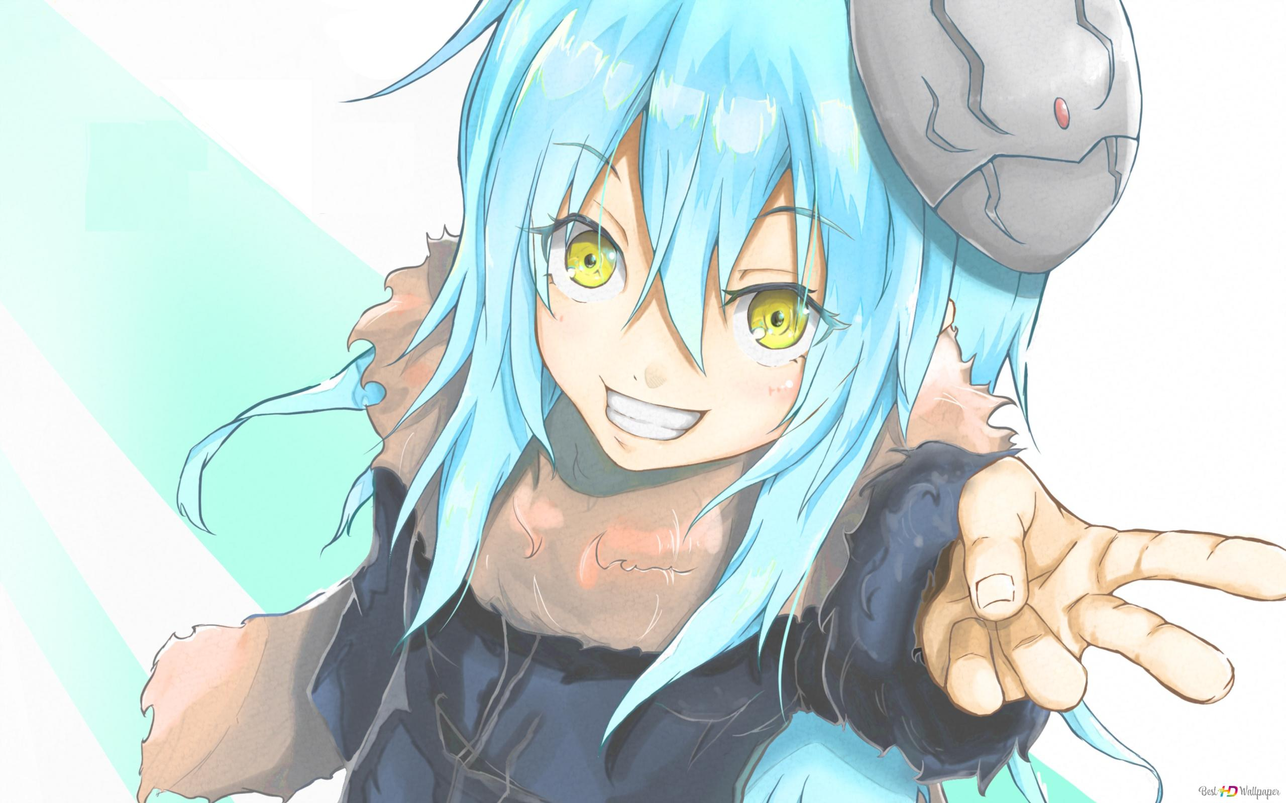 That Time I Got Reincarnated As A Slime Rimuru Tempest Ultimate