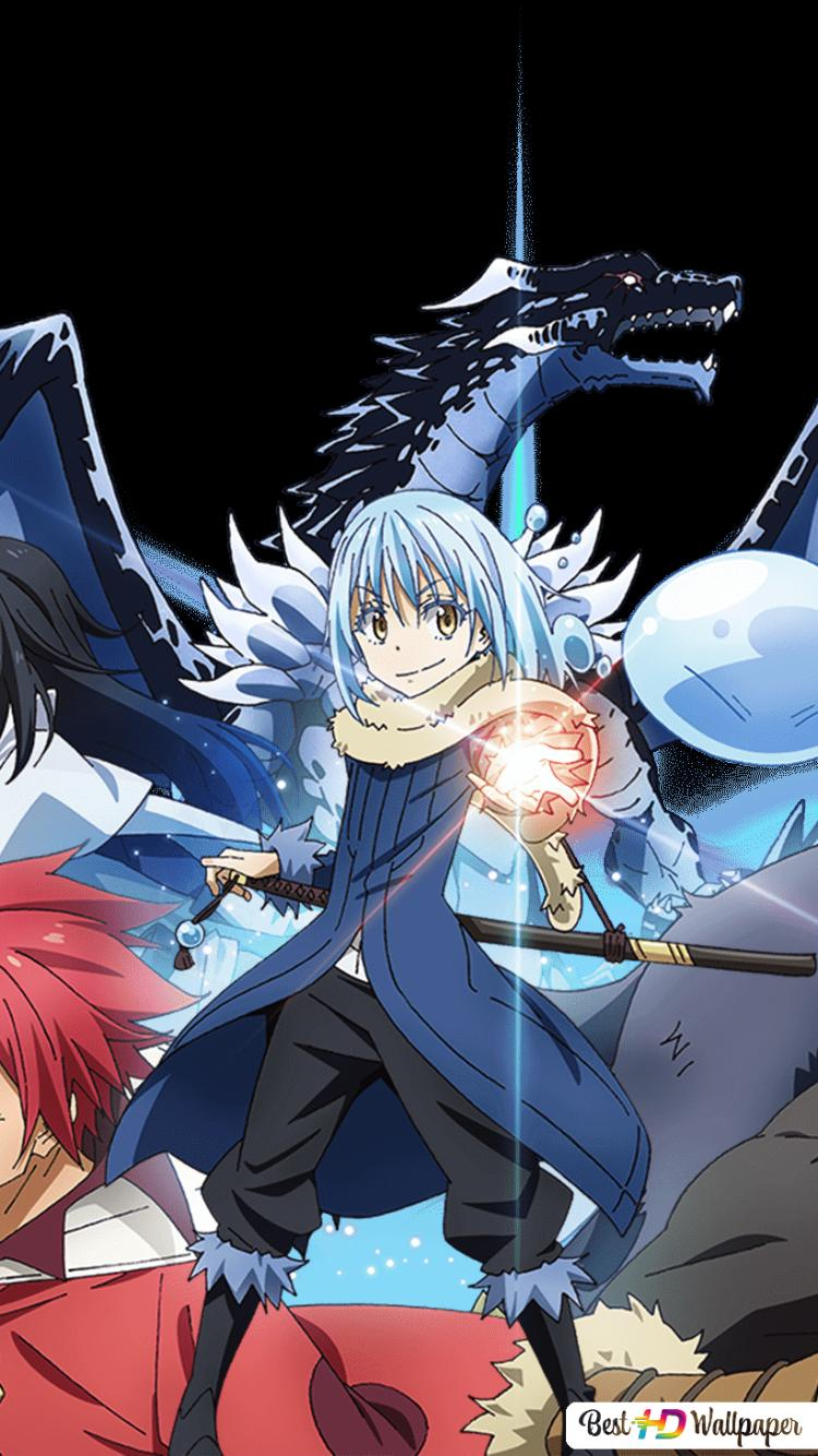 That Time I Got Reincarnated As A Slime Slime Rimuru Tempest