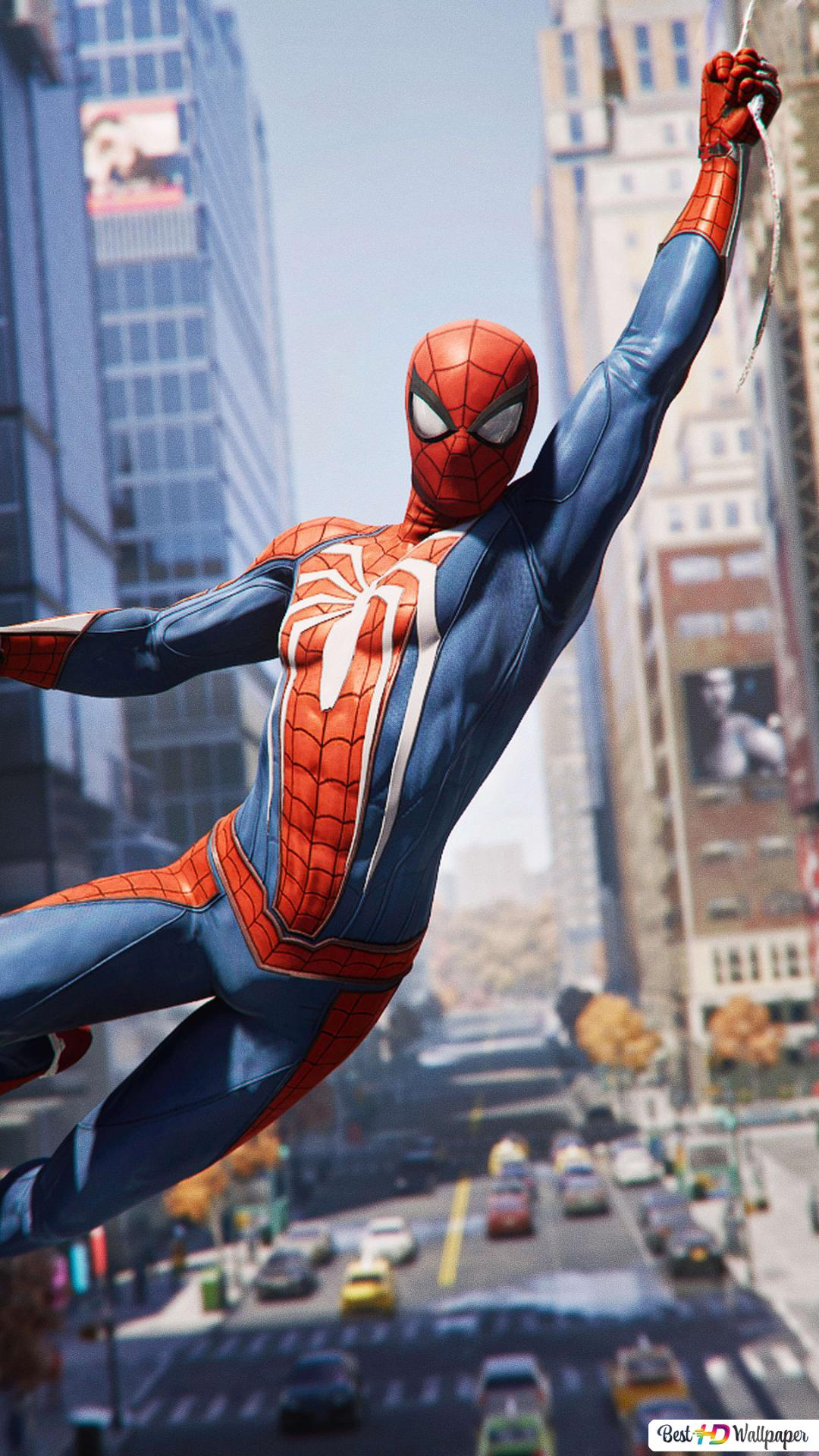The Amazing Spider Man Hd Wallpaper Download