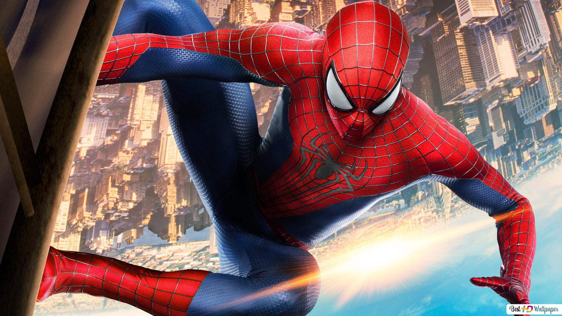 The Amazing Spiderman 2 Spiderman Movie Hd Wallpaper Download