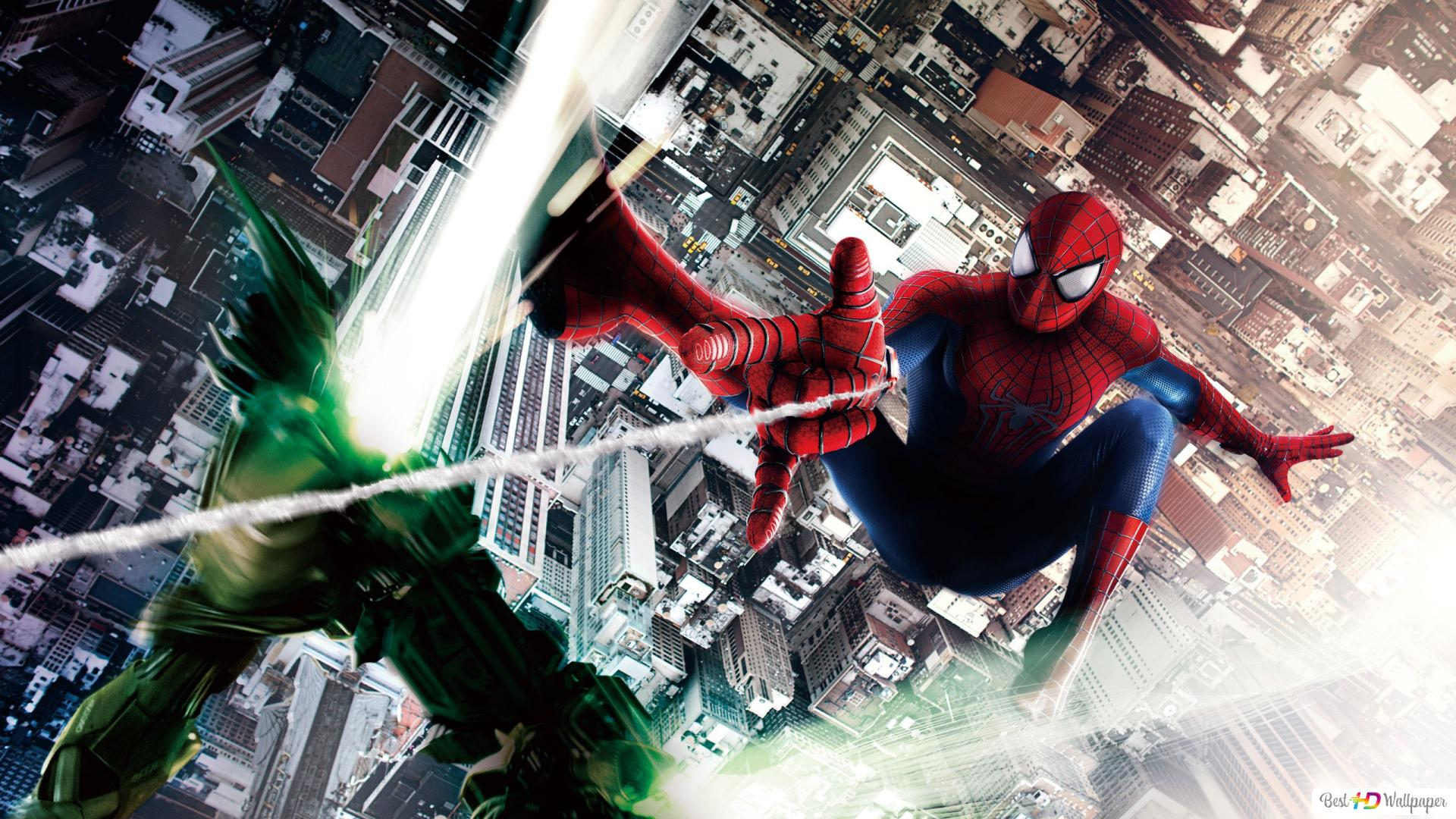 The Amazing Spiderman 2 Spiderman Hd Wallpaper Download