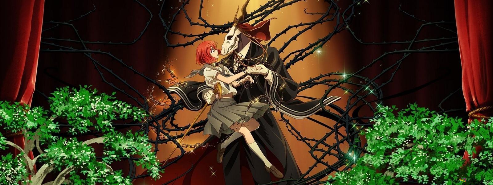 The Ancient Magus Bride Chise Hatori Elias Ainsworth Child Of