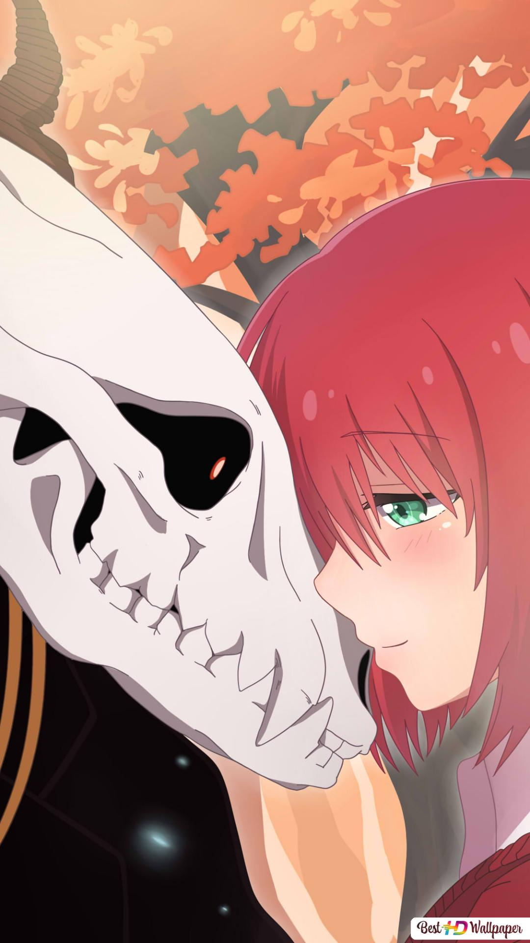 The Ancient Magus Bride Chise Hatori Elias Ainsworth Lovers Hd