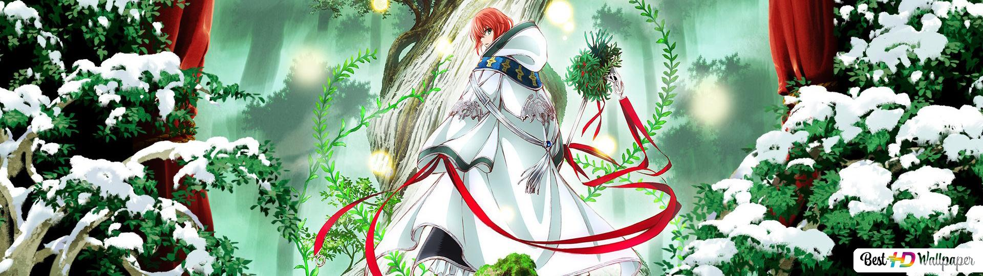 The Ancient Magus Bride Chise Hatori Now Known As Chise