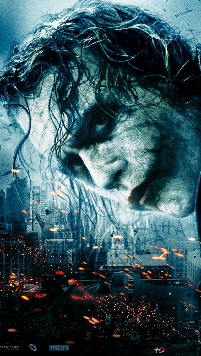 The Dark Knight Joker Hd Fond D Ecran Telecharger