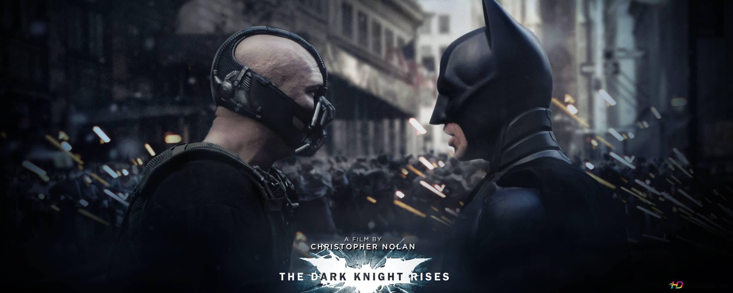 The Dark Knight Rises Poster Film Unduhan Wallpaper Hd