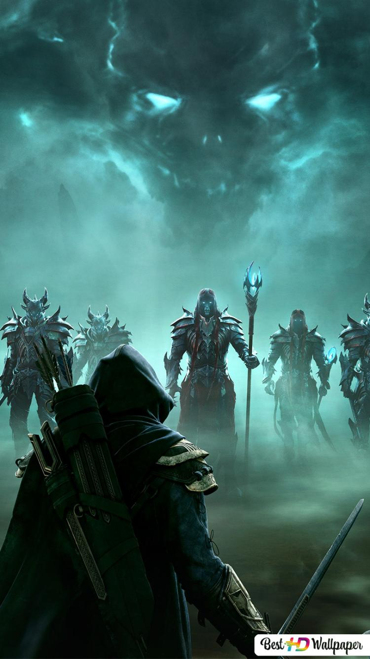 The Elder Scrolls Online Game Hd Wallpaper Download