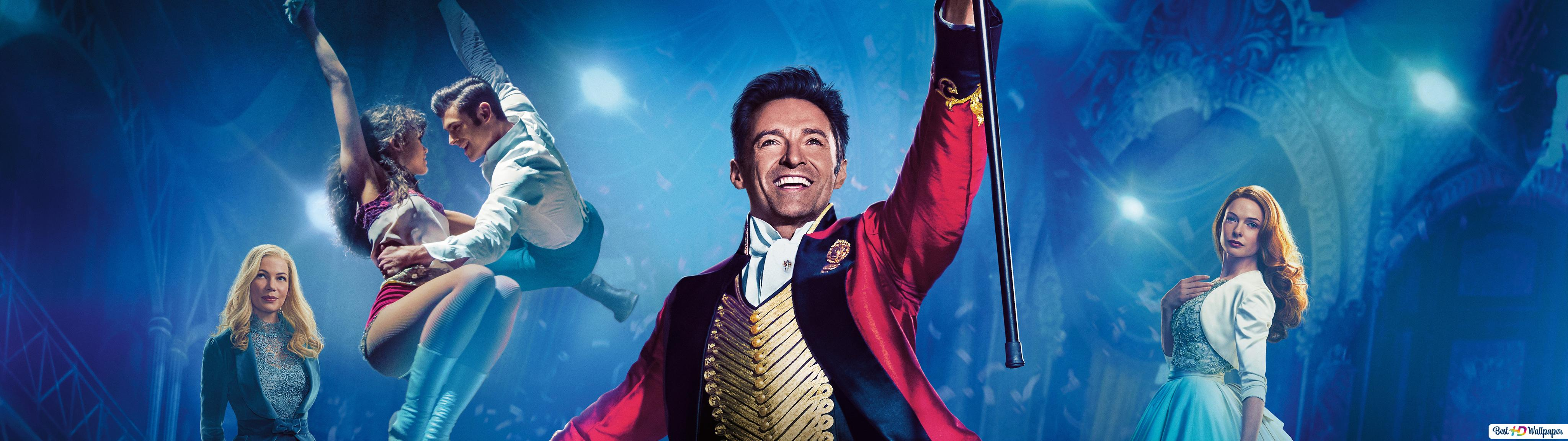 The Greatest Showman Hd Wallpaper Download