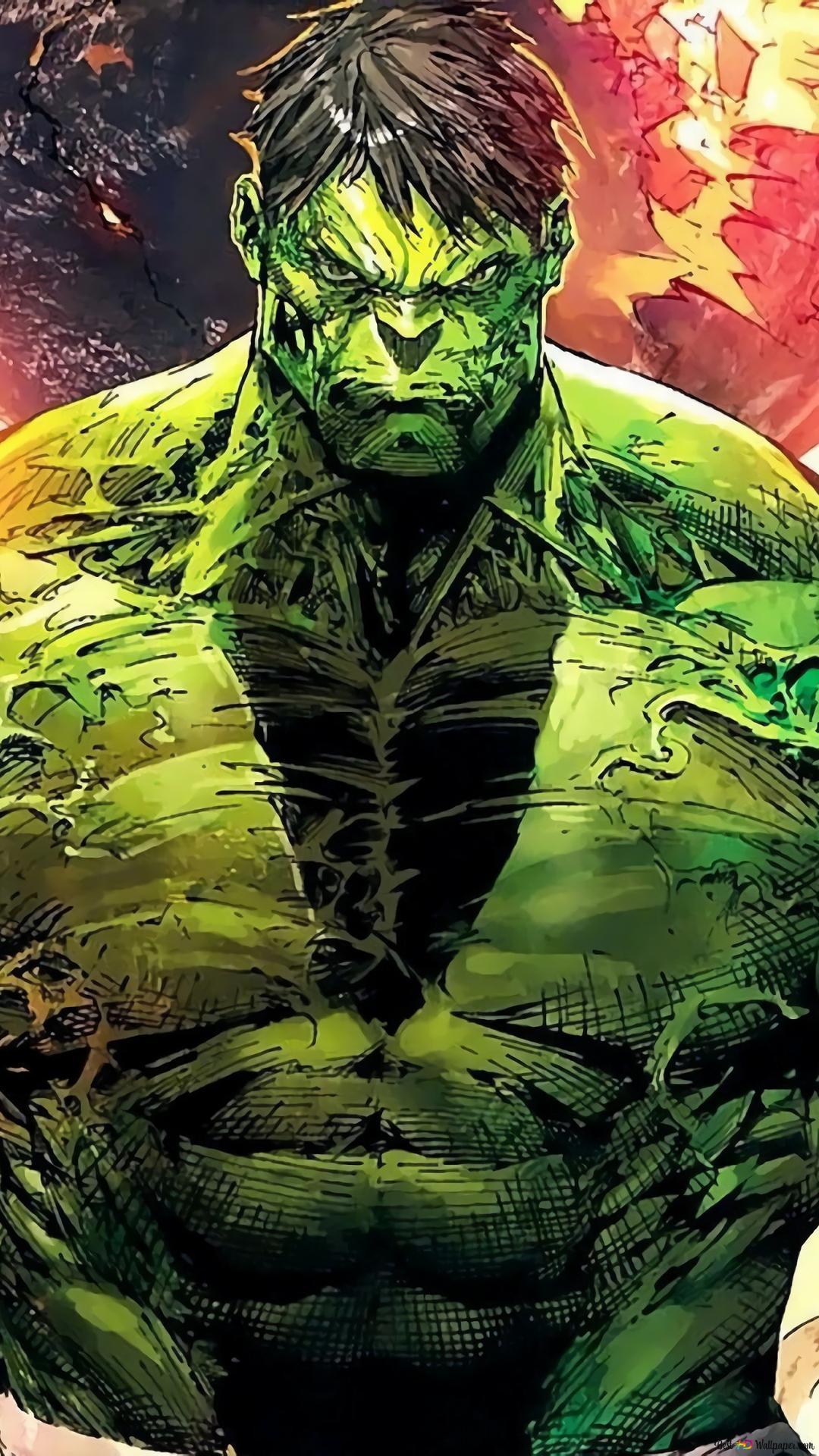 The Hulk Hd Wallpaper Download