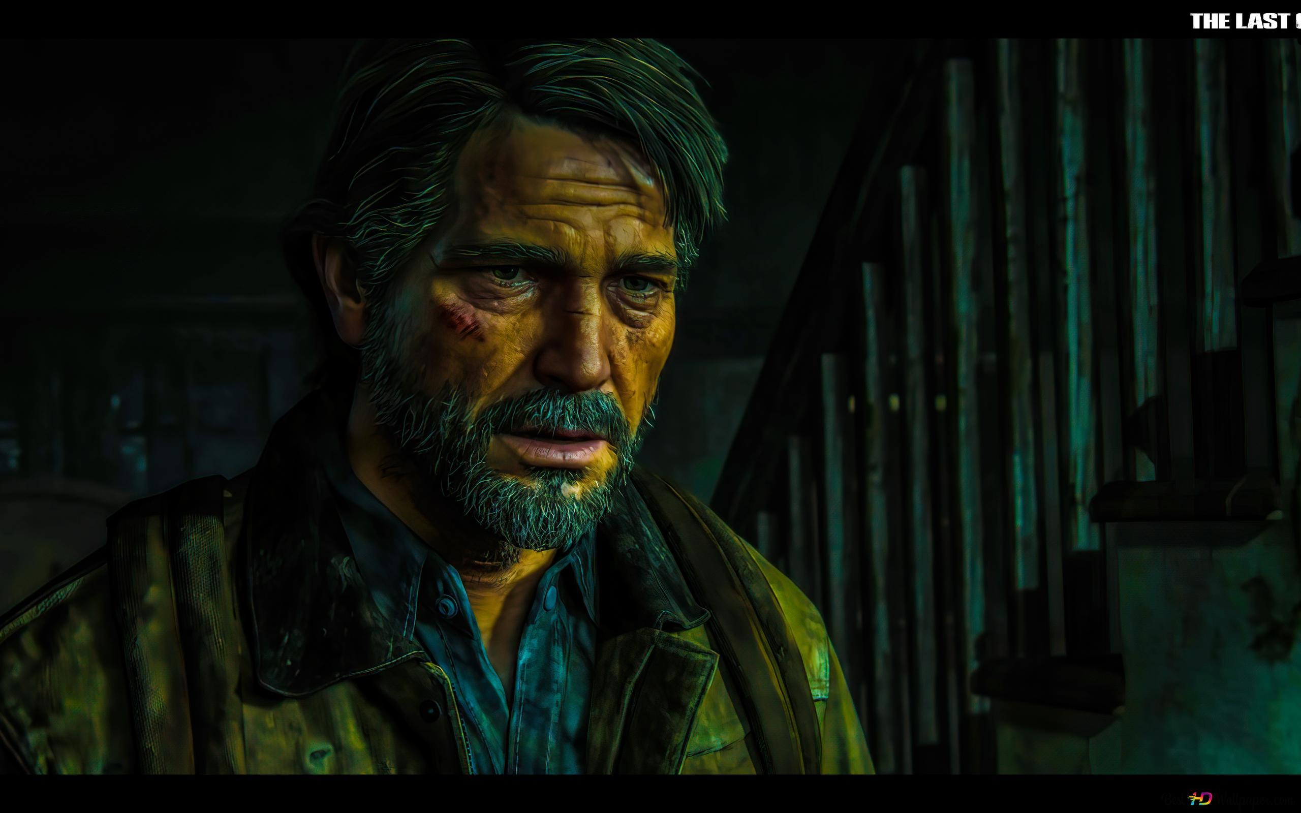 The Last Of Us 2 05 8k 4k Wallpaper Joel Hd Wallpaper Download