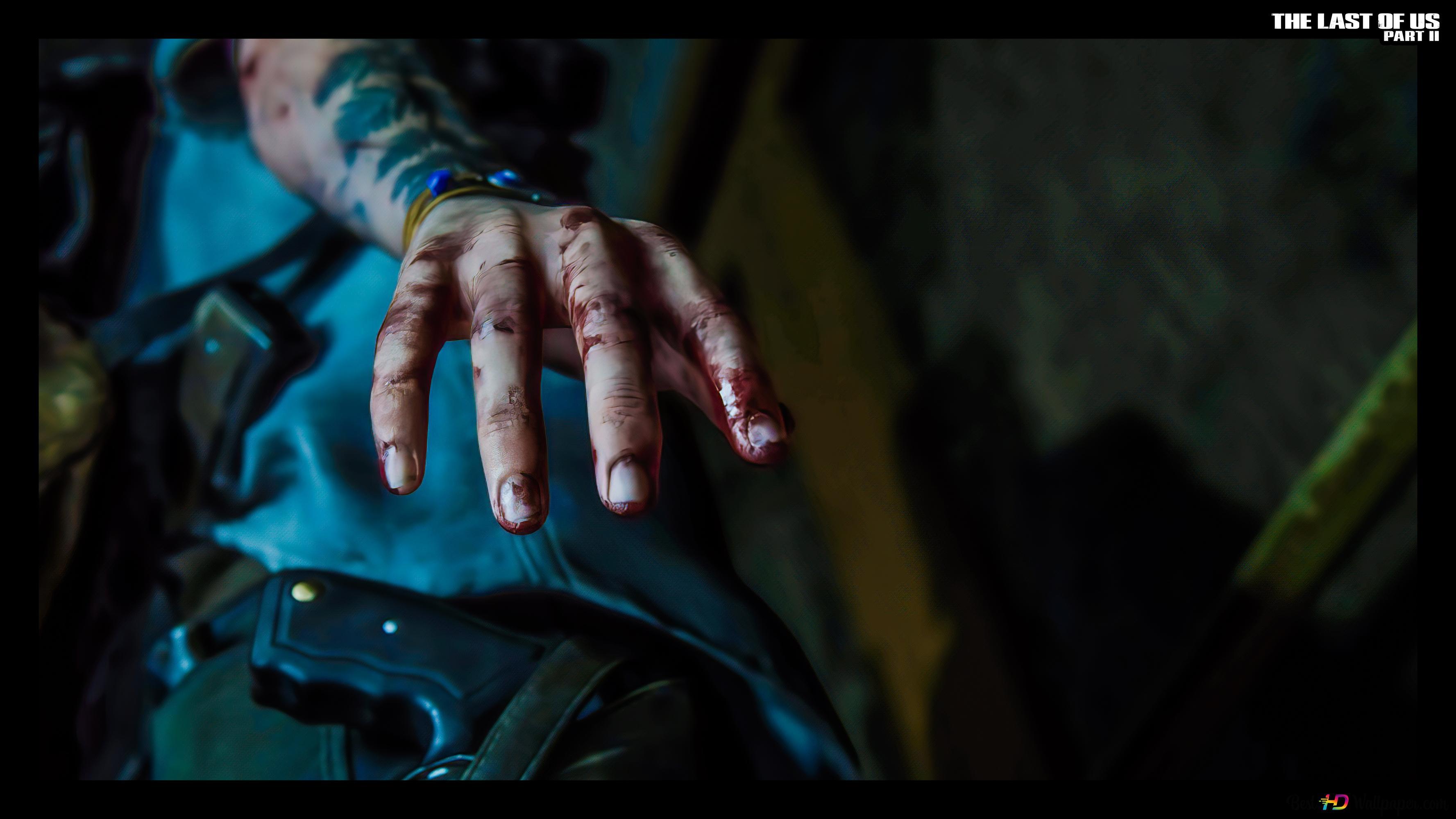 The Last Of Us Part Ii Ellie 4k 15182