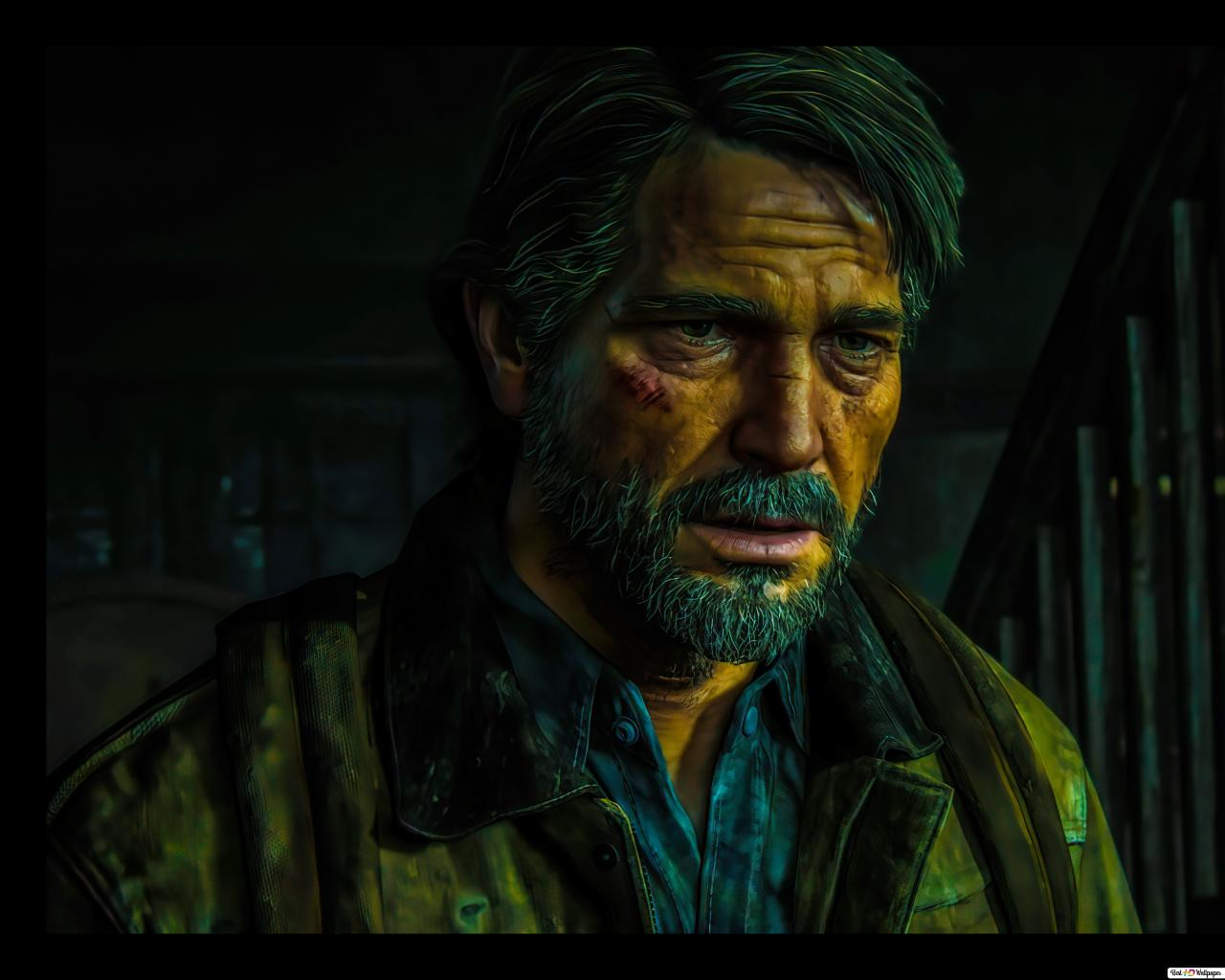 The Last Of Us 2 Joel 8k 4k Hd Wallpaper Download