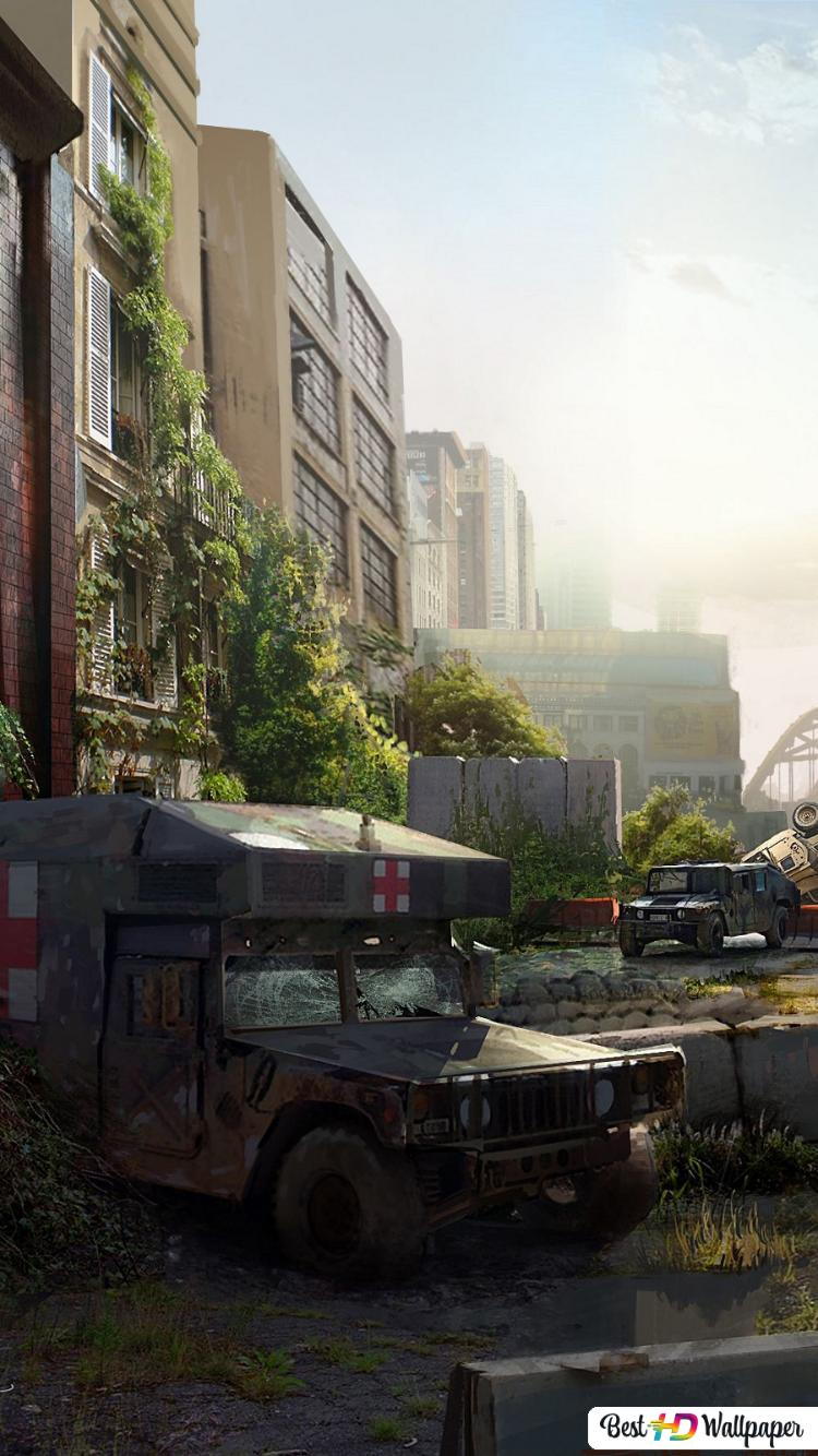 The Last Of Us Game Hd Wallpaper Download