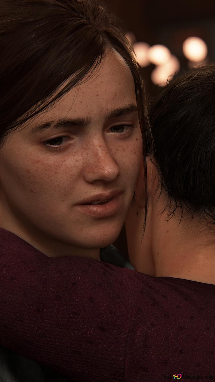 The Last Of Us Part Ii 2019 Ellie Hd Wallpaper Download