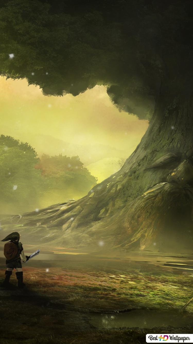 The Legend Of Zelda Ocarina Of Time Hd Wallpaper Download