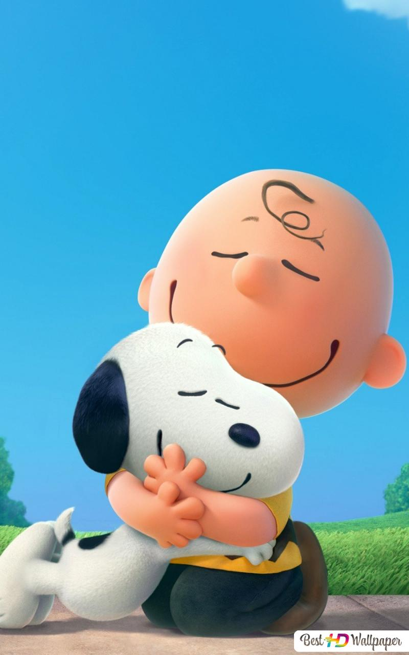 The Peanuts Movie Charlie Brown And Snoopy Hd Wallpaper Download