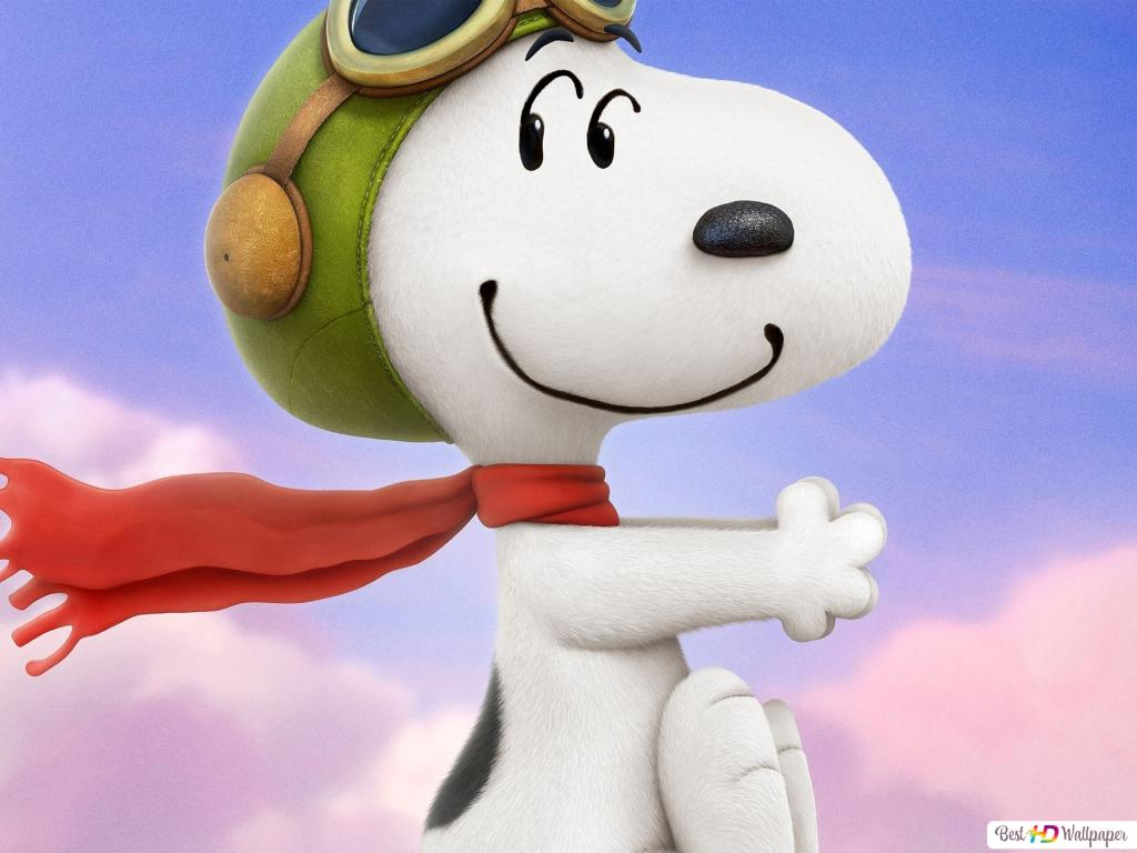 The Peanuts Movie Snoopy Hd Wallpaper Download