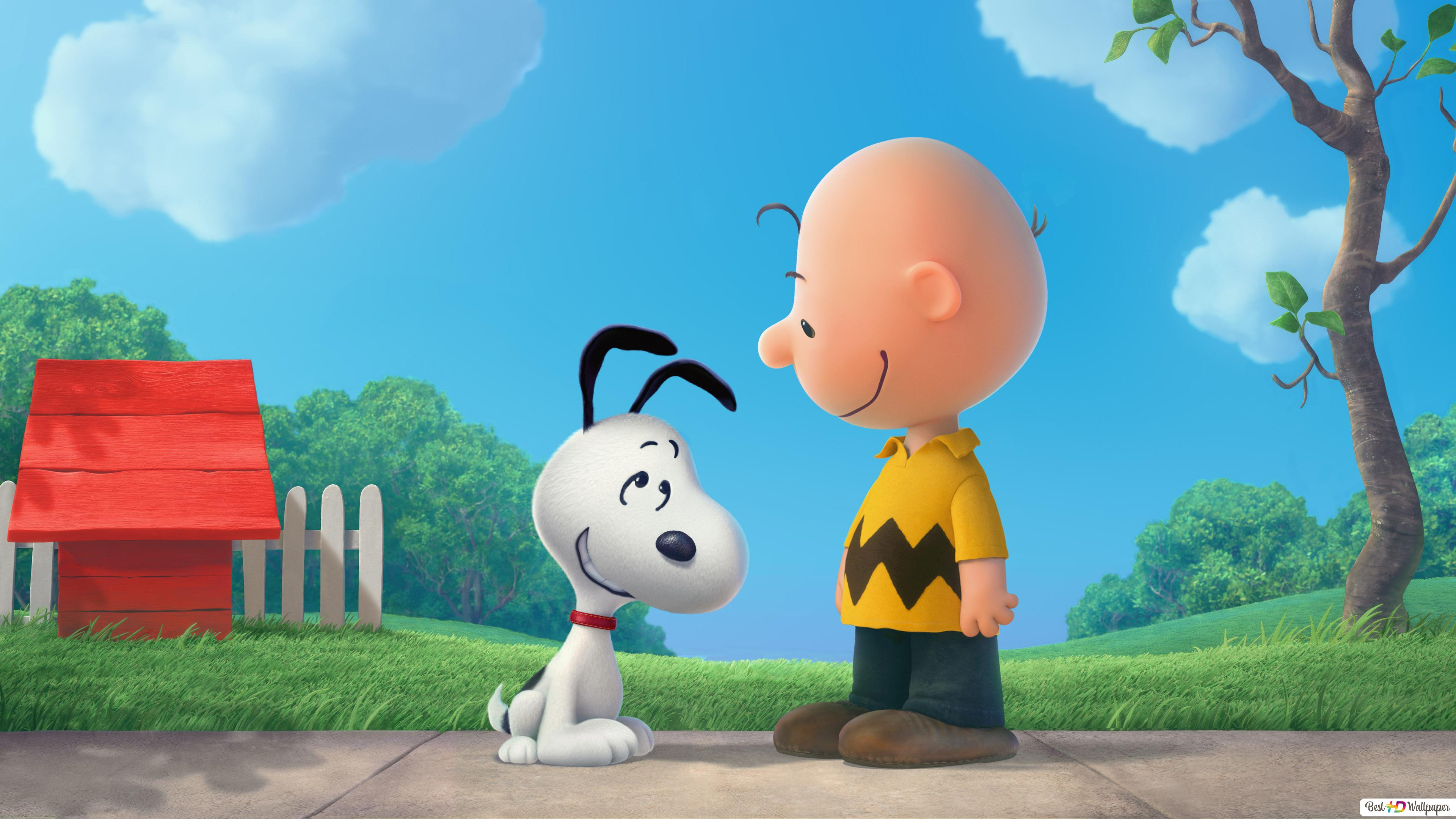 The Peanuts HD wallpaper download