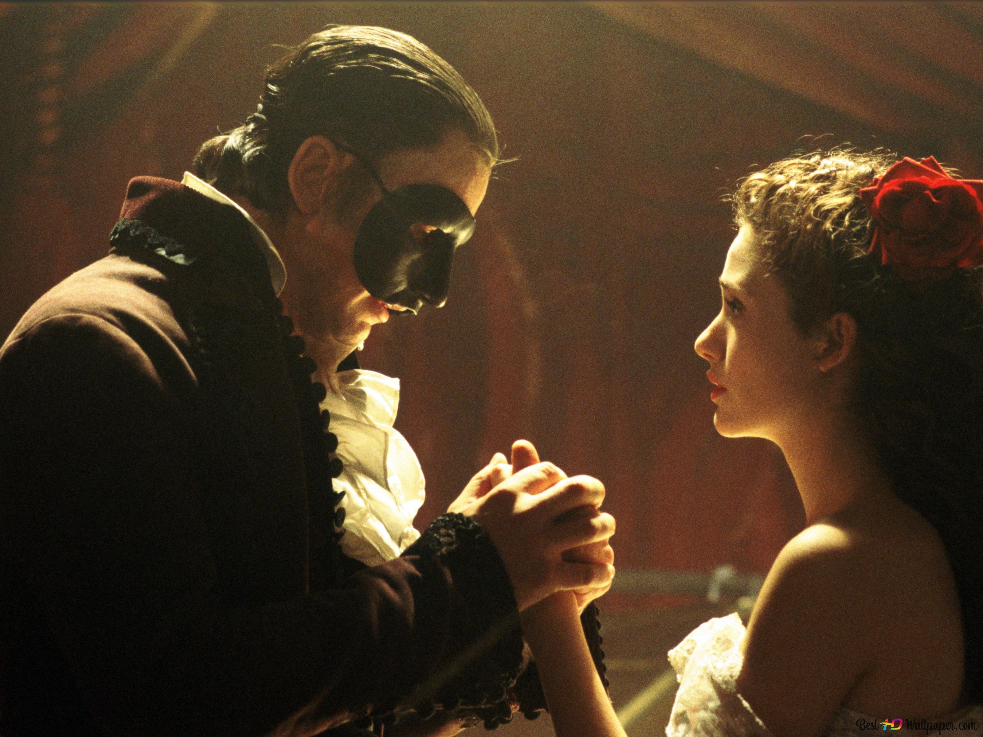 The Phantom Of The Opera Hd Wallpaper Download
