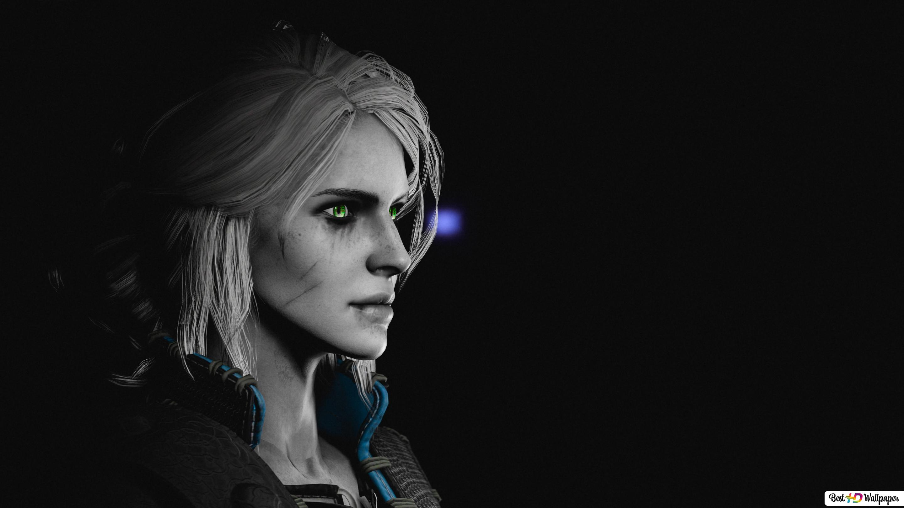 The Witcher 3 Wild Hunt Ciri Hd Wallpaper Download