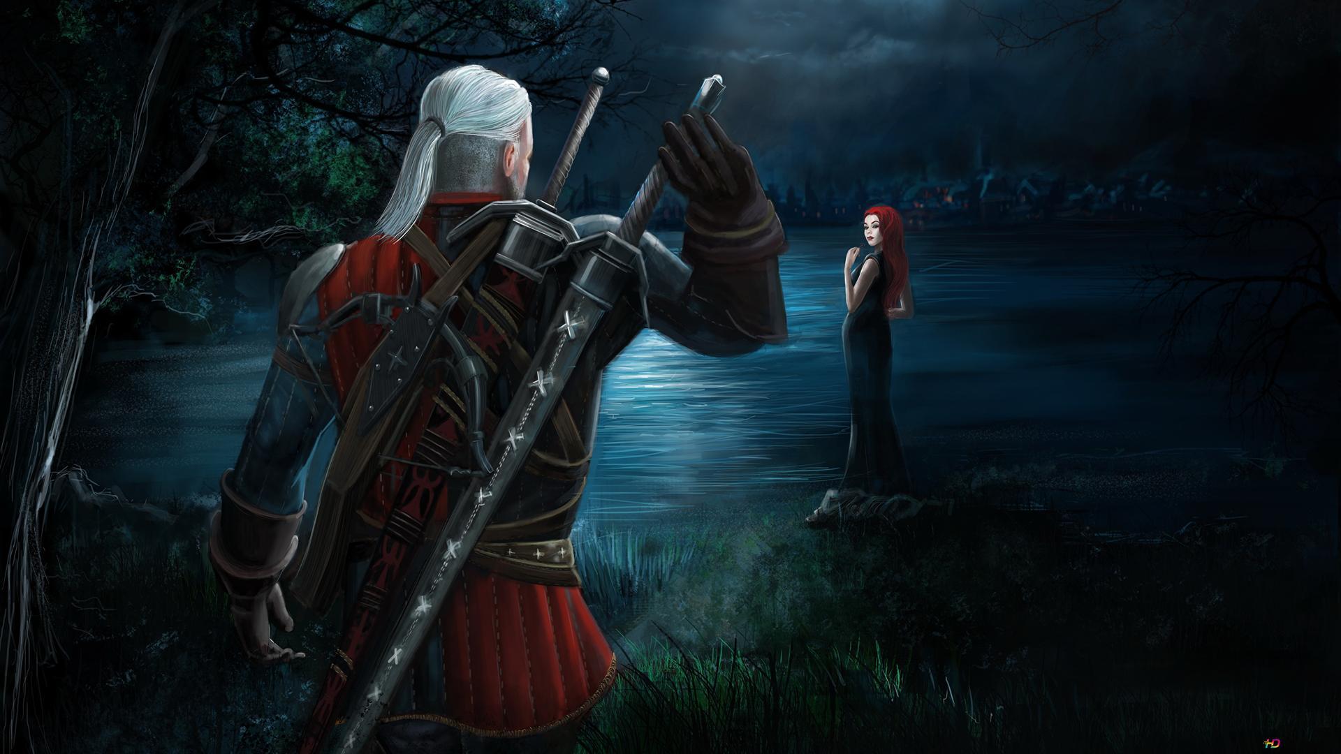 The Witcher 3 Wild Hunt Fanart Hd Wallpaper Download
