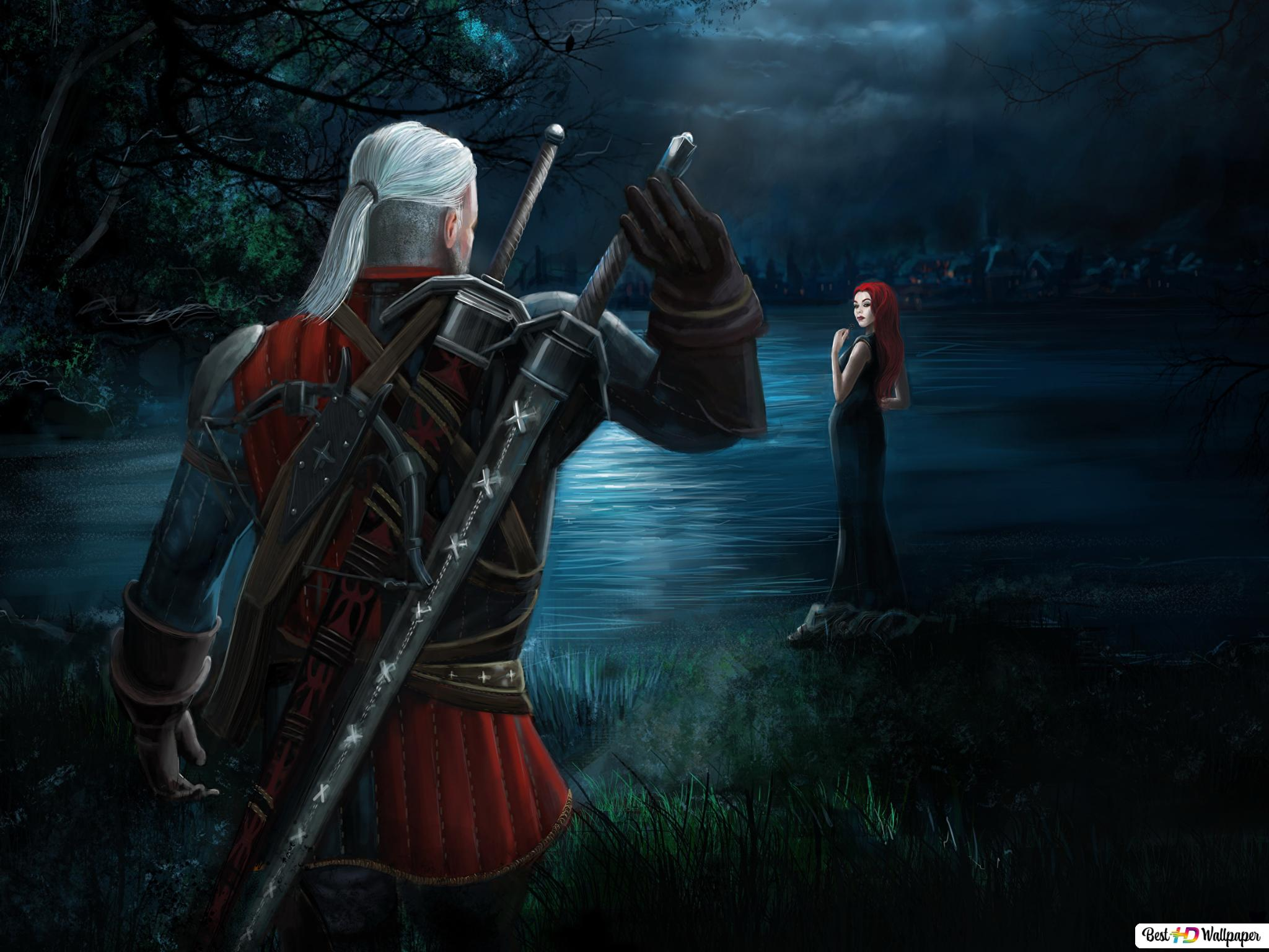 The Witcher 3 Wild Hunt Fanart Hd Wallpaper Download