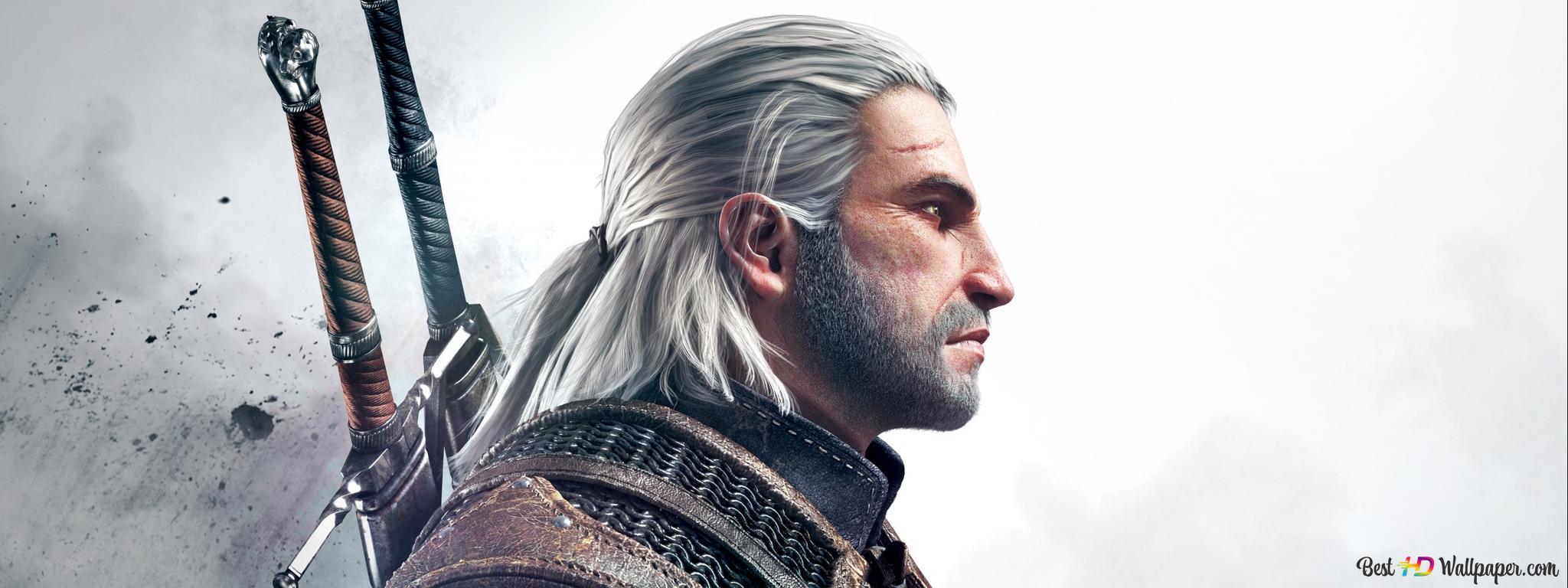 The Witcher 3 Wild Hunt Geralt Of Rivia Concept Art Hd
