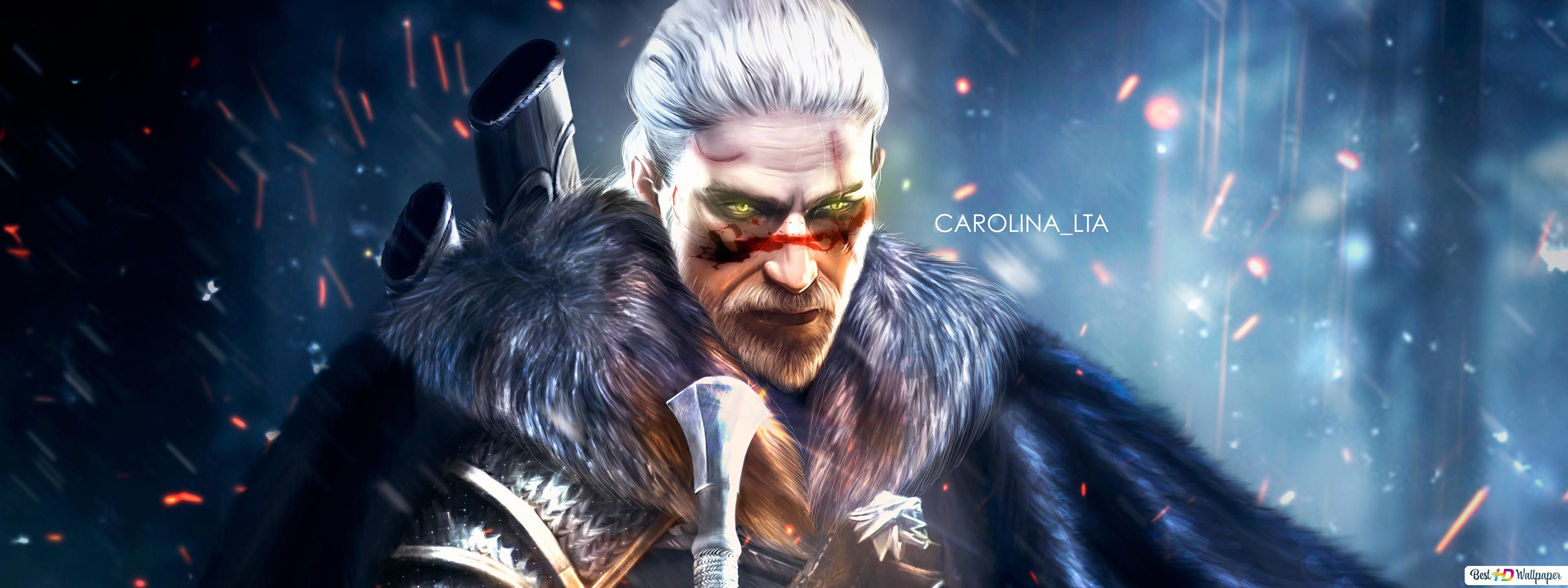 The Witcher 3 Wild Hunt Geralt Of Rivia Hd Wallpaper Download
