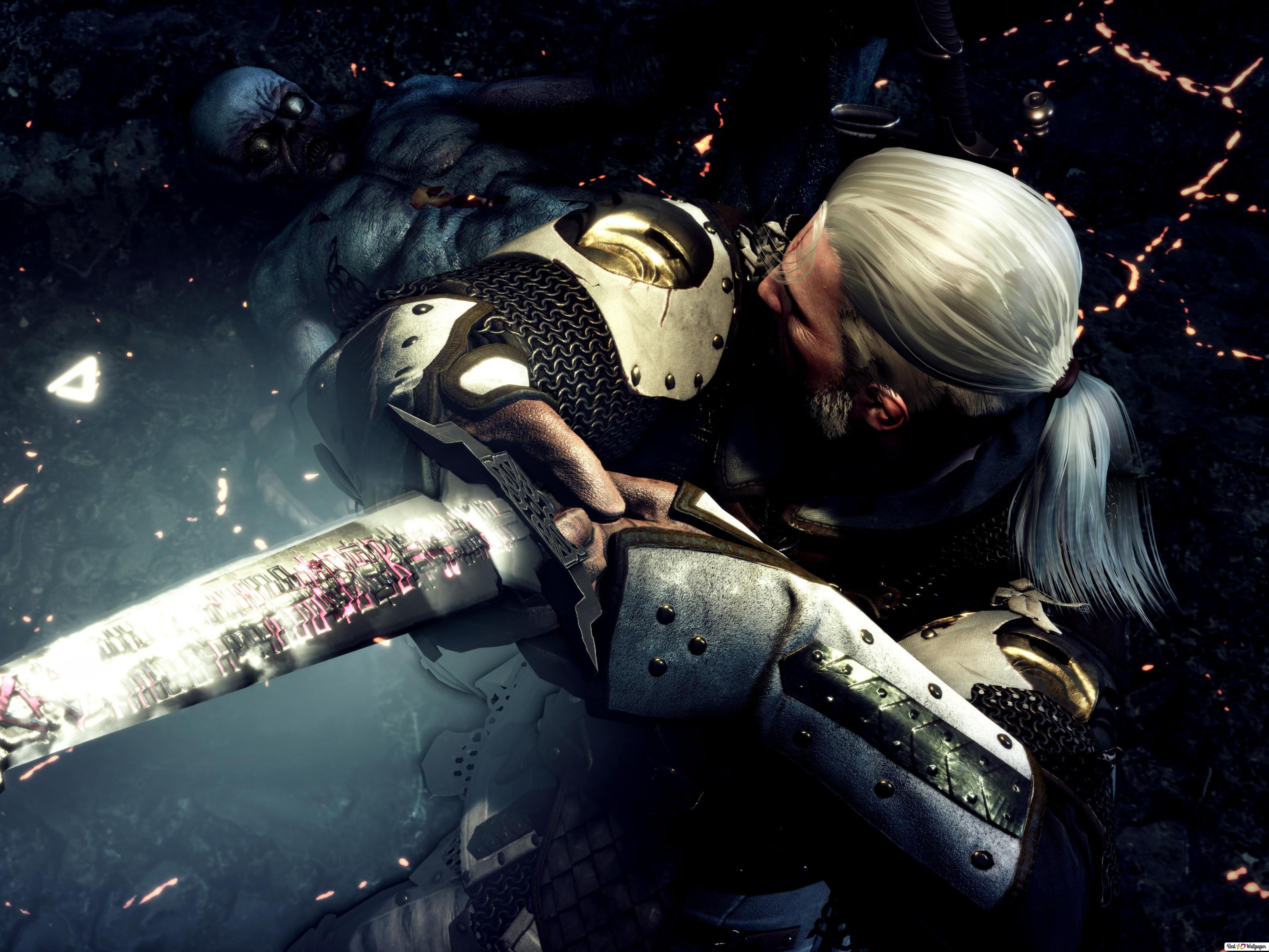 The Witcher 3 Wild Hunt Geralt Hd Wallpaper Download