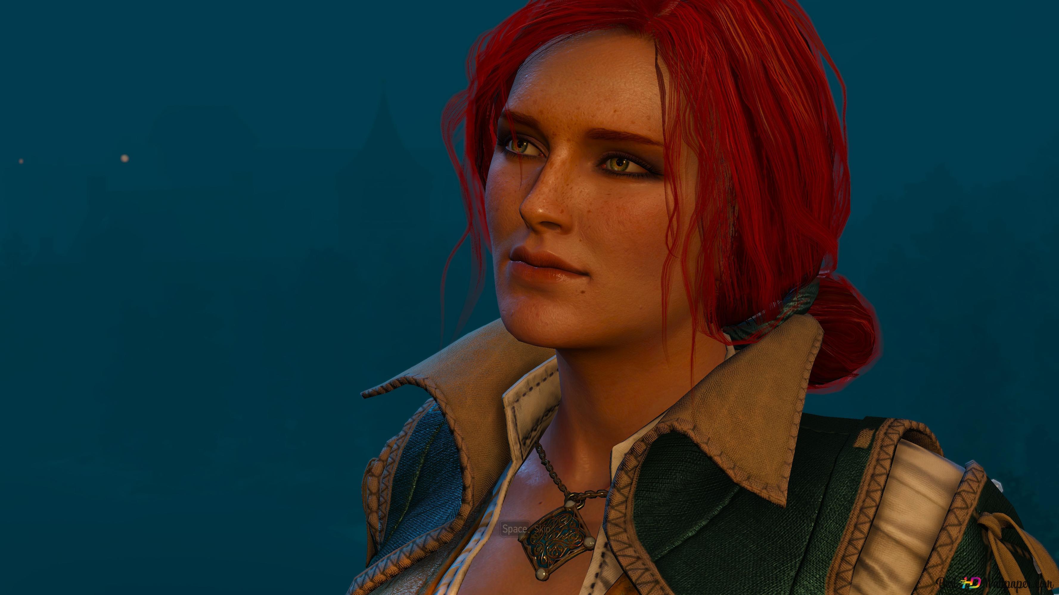 Descargar Fondo De Pantalla The Witcher 3 Wild Hunt Triss