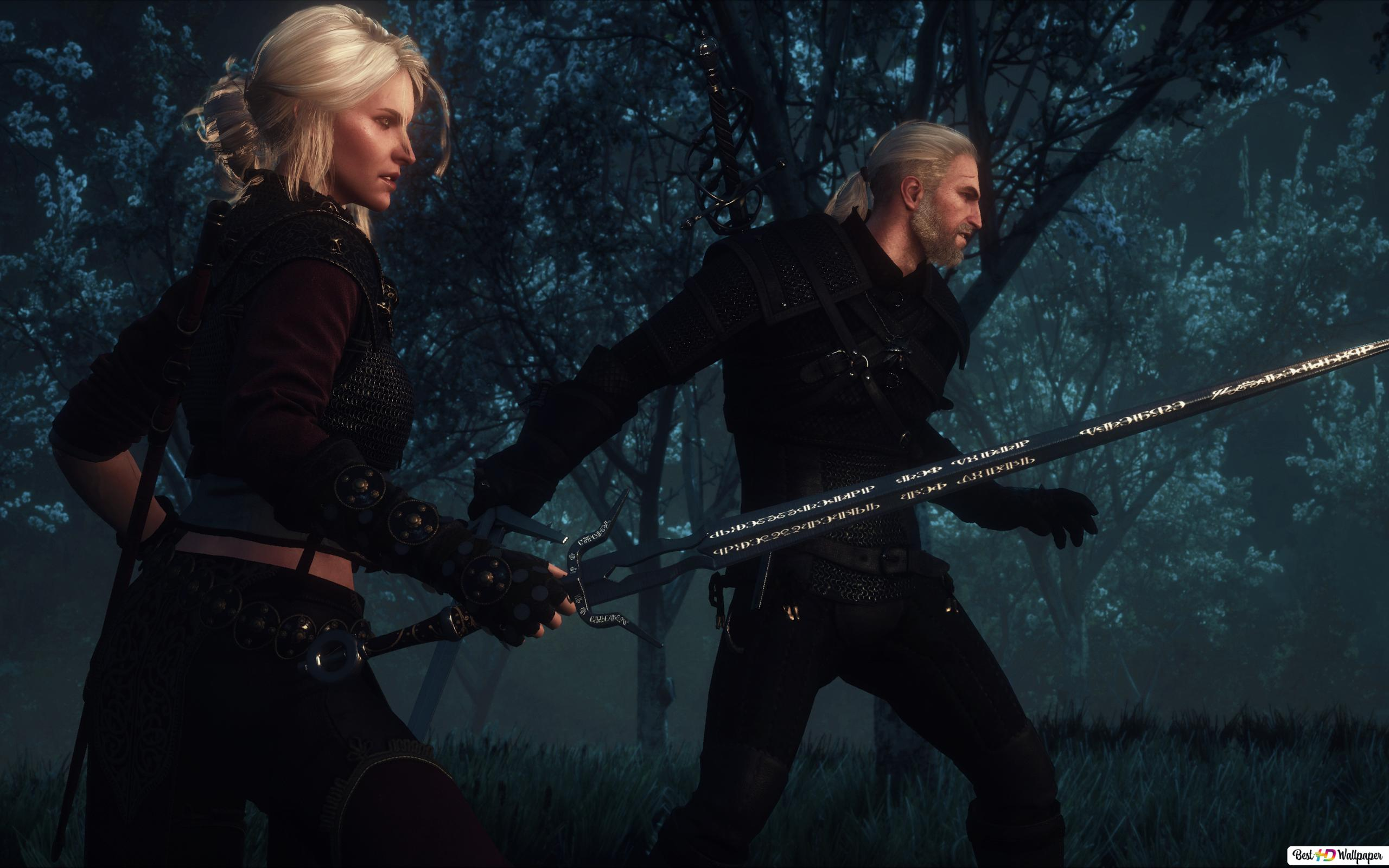 The Witcher 3 Wild Hunt Hd Wallpaper Download