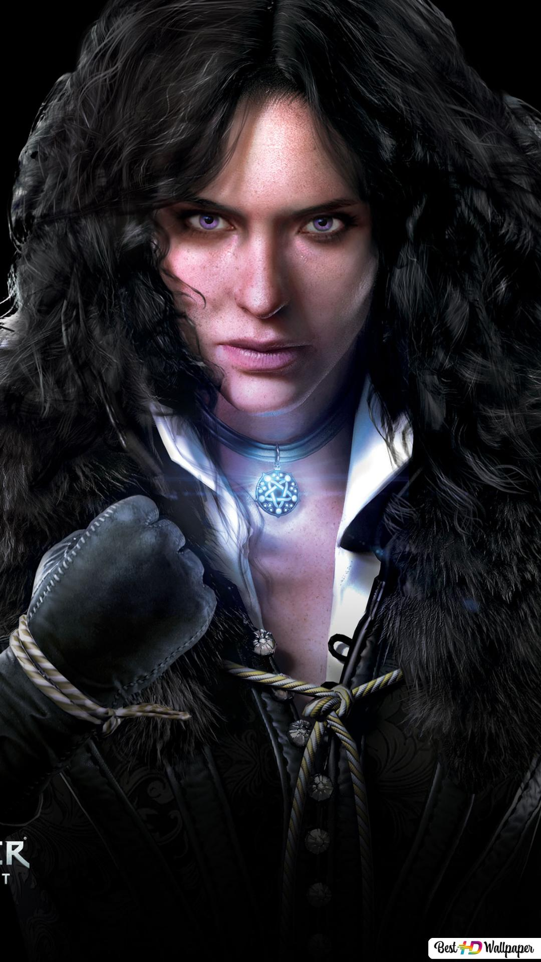 The Witcher 3 Wild Hunt Yennefer Hd Wallpaper Download