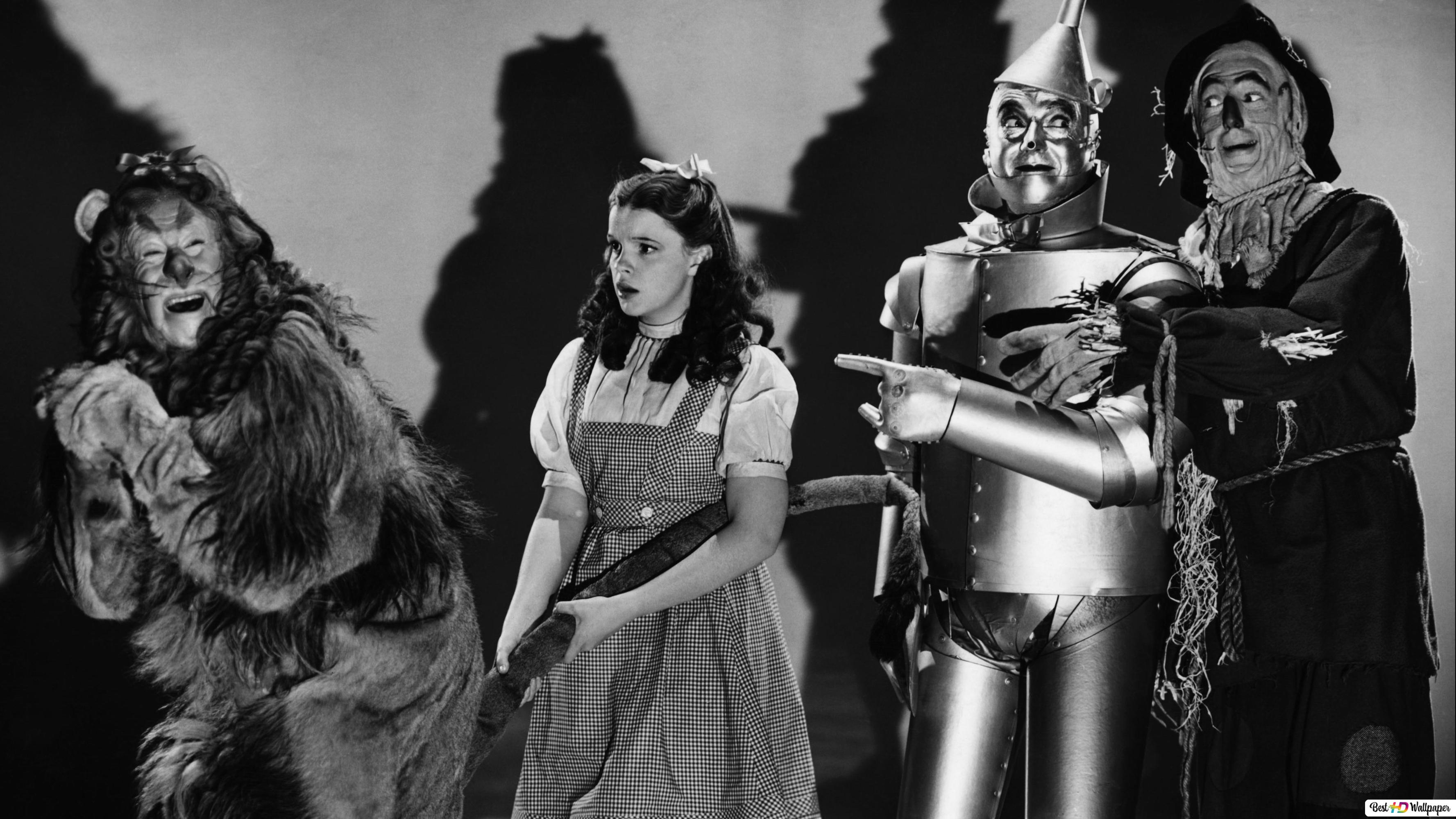 The Wizard Of Oz Hd Wallpaper Download