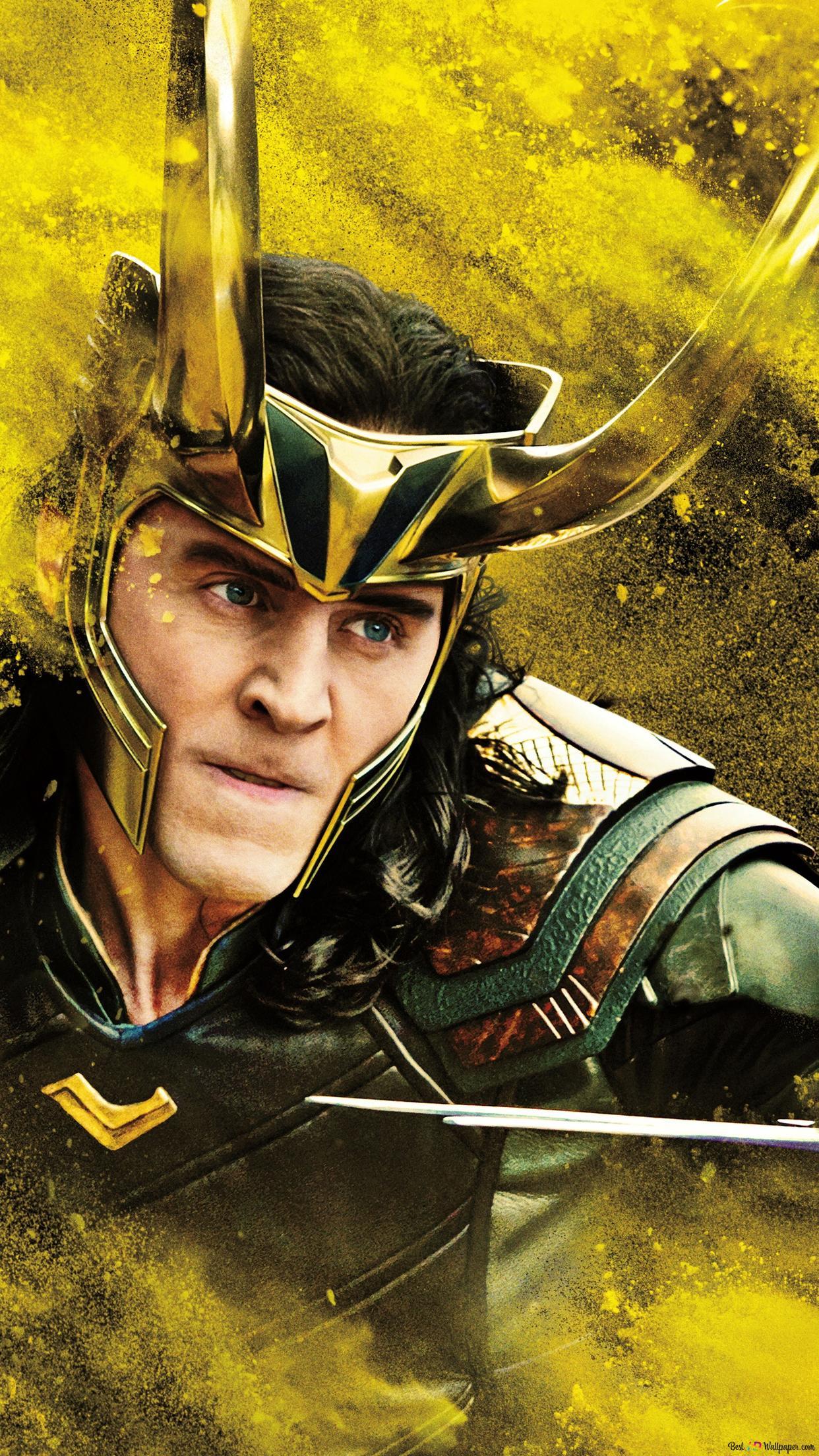 Descargar Fondo De Pantalla Thor Ragnarok Loki Hd