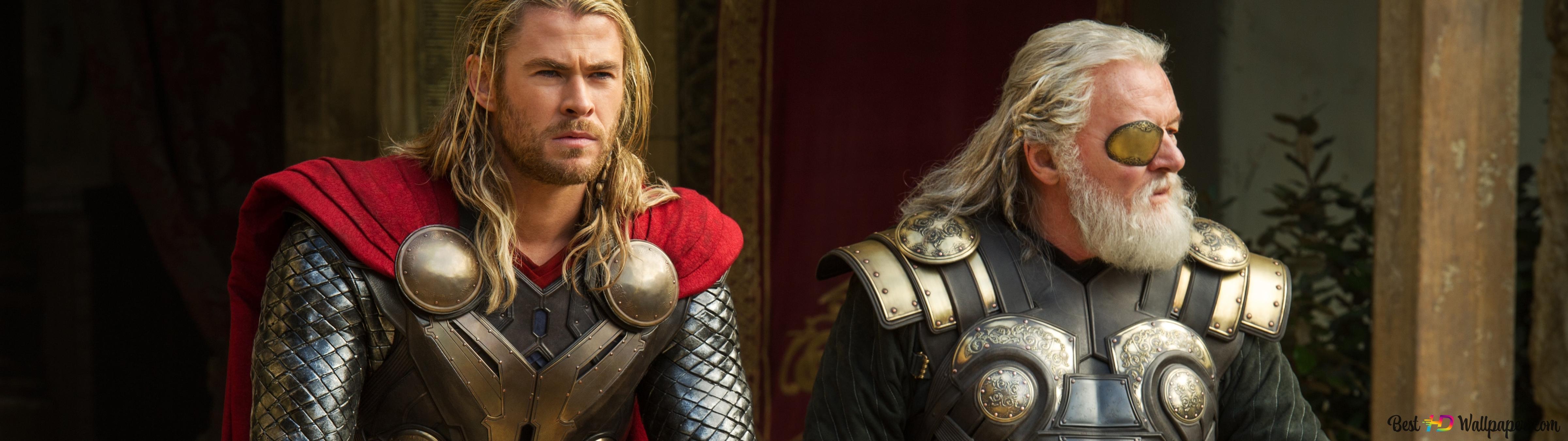 Thor Ragnarok Odin King Of Asgard Hd Wallpaper Download
