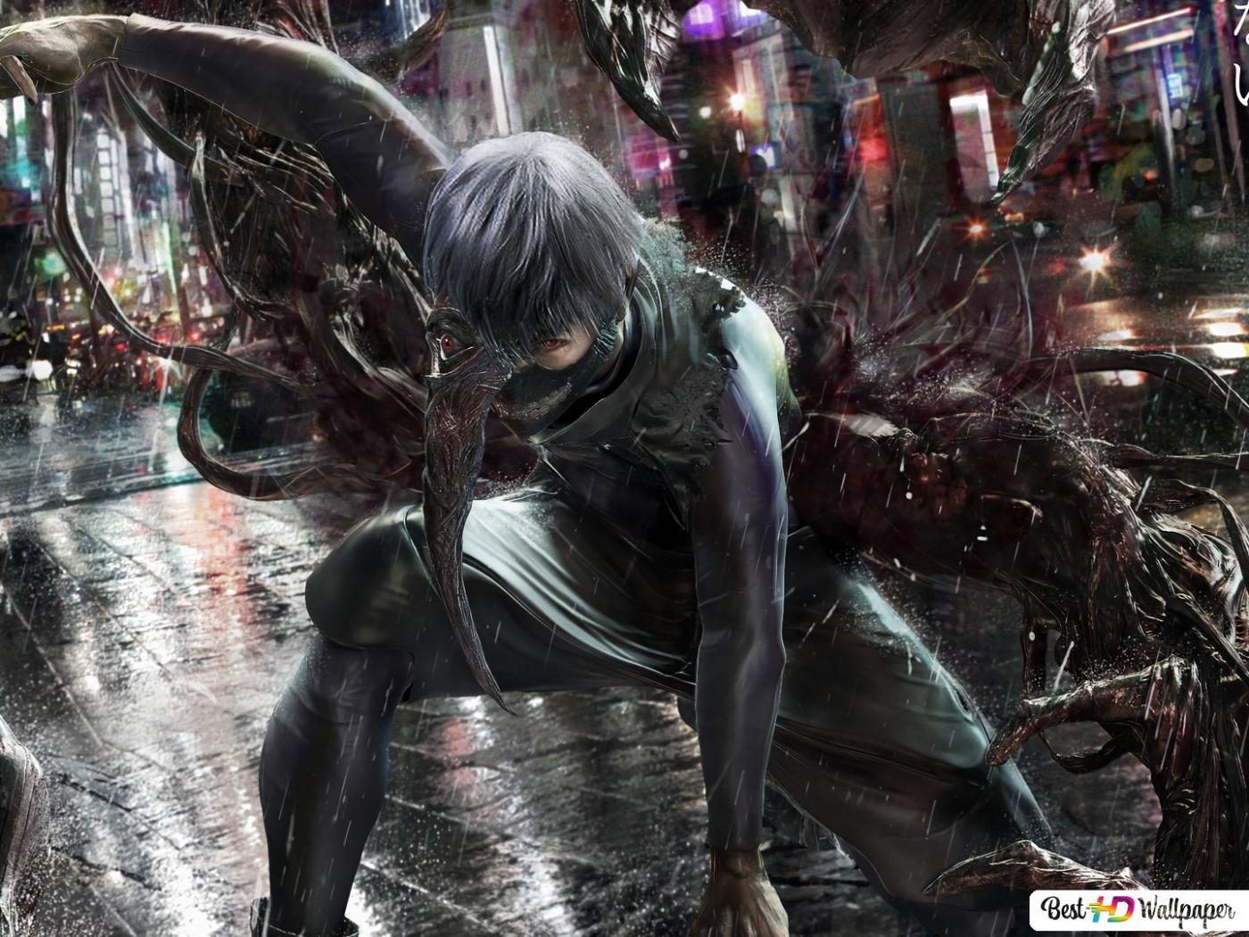 Tokyo Ghoul Live Action Move Hd Wallpaper Download