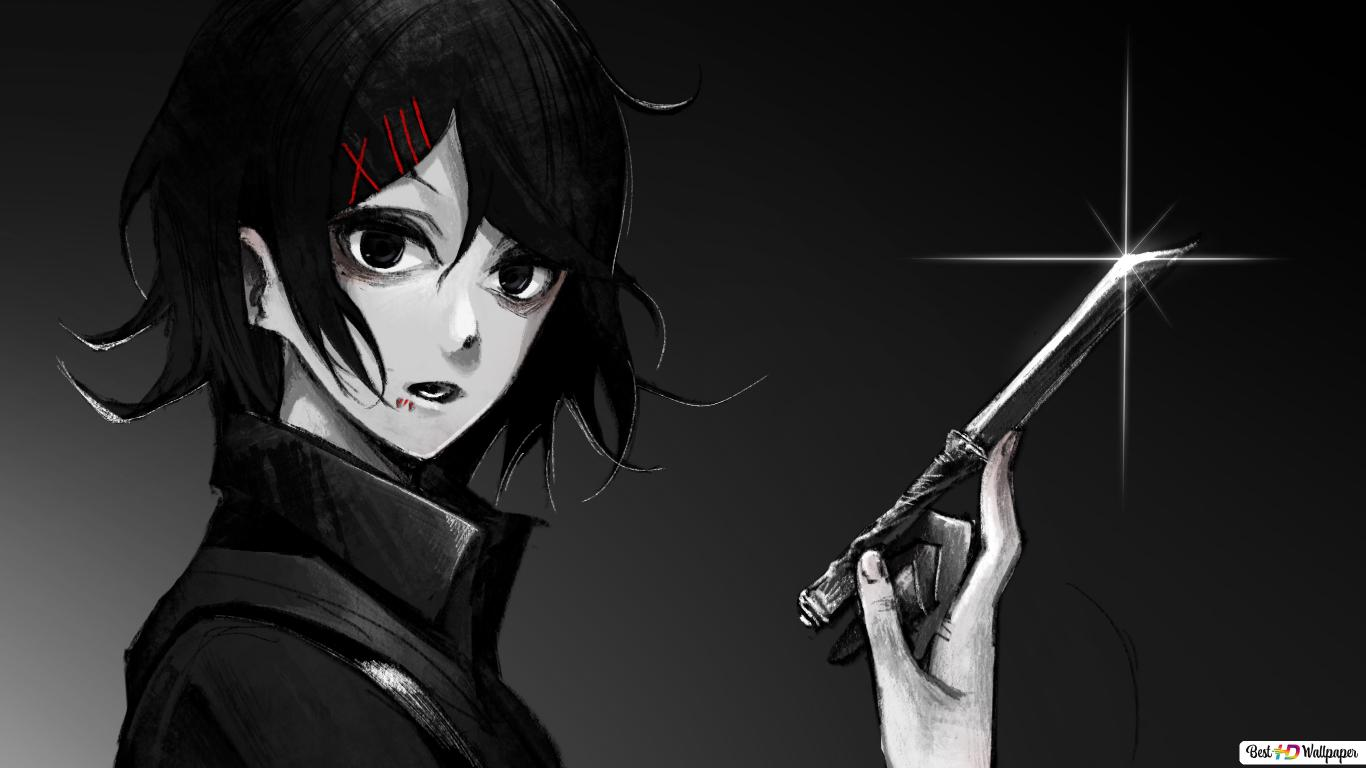 Tokyo Ghoul Re: - Juuzou Suzuya CCG Investigator HD ...