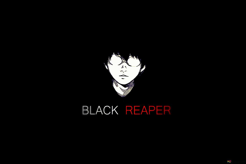 Tokyo Ghoul Re Ken Kaneki Black Reaper Hd Wallpaper Download