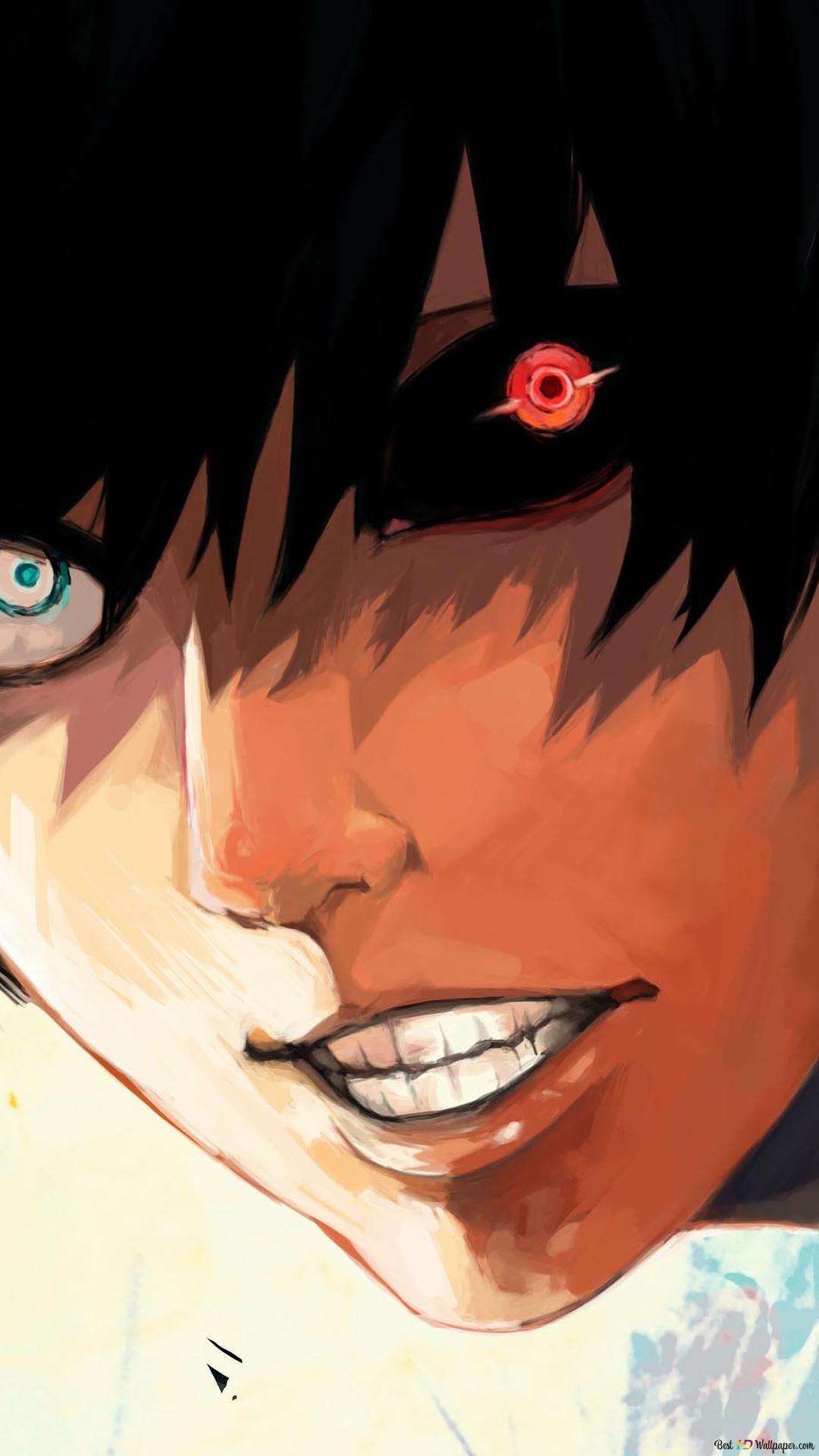 Tokyo Ghoul Re Ken Kanekimemories Returned Hd Wallpaper Download