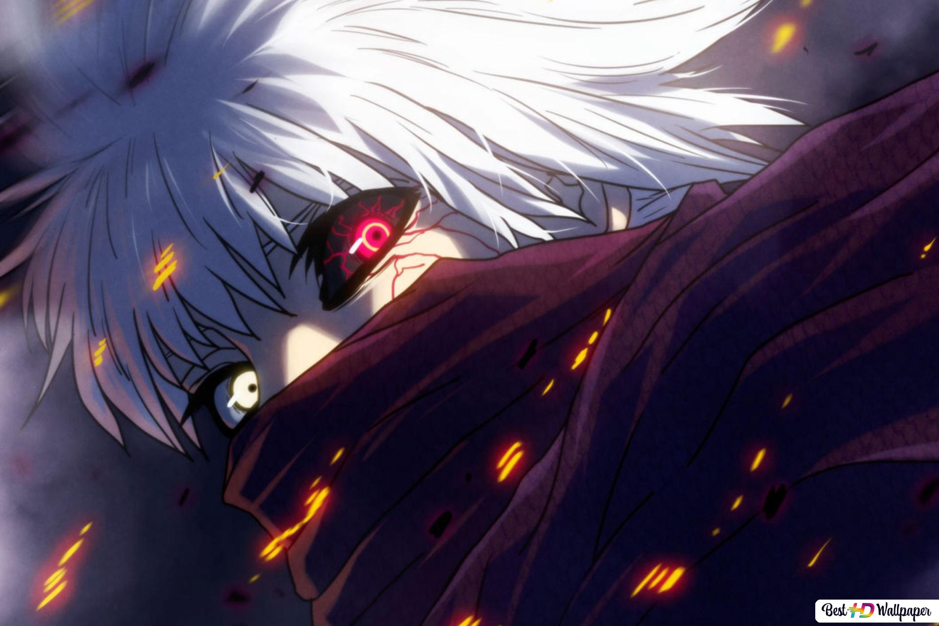 Tokyo Ghoul Re Ken Kaneki The E Eyed King HD Wallpaper
