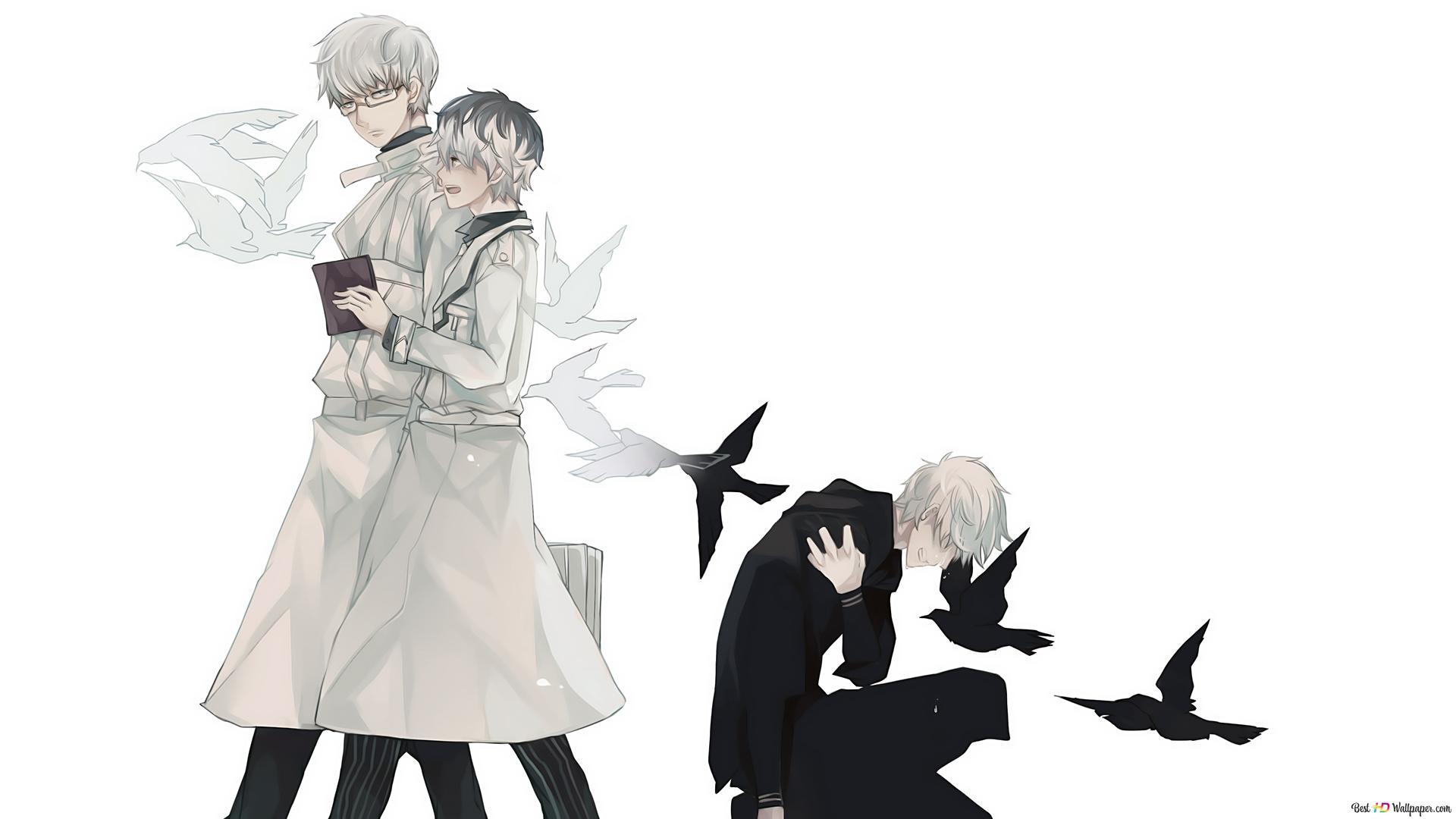 Tokyo Ghoul Re Kishou Arima Haise Sasaki Ken Kaneki Hd