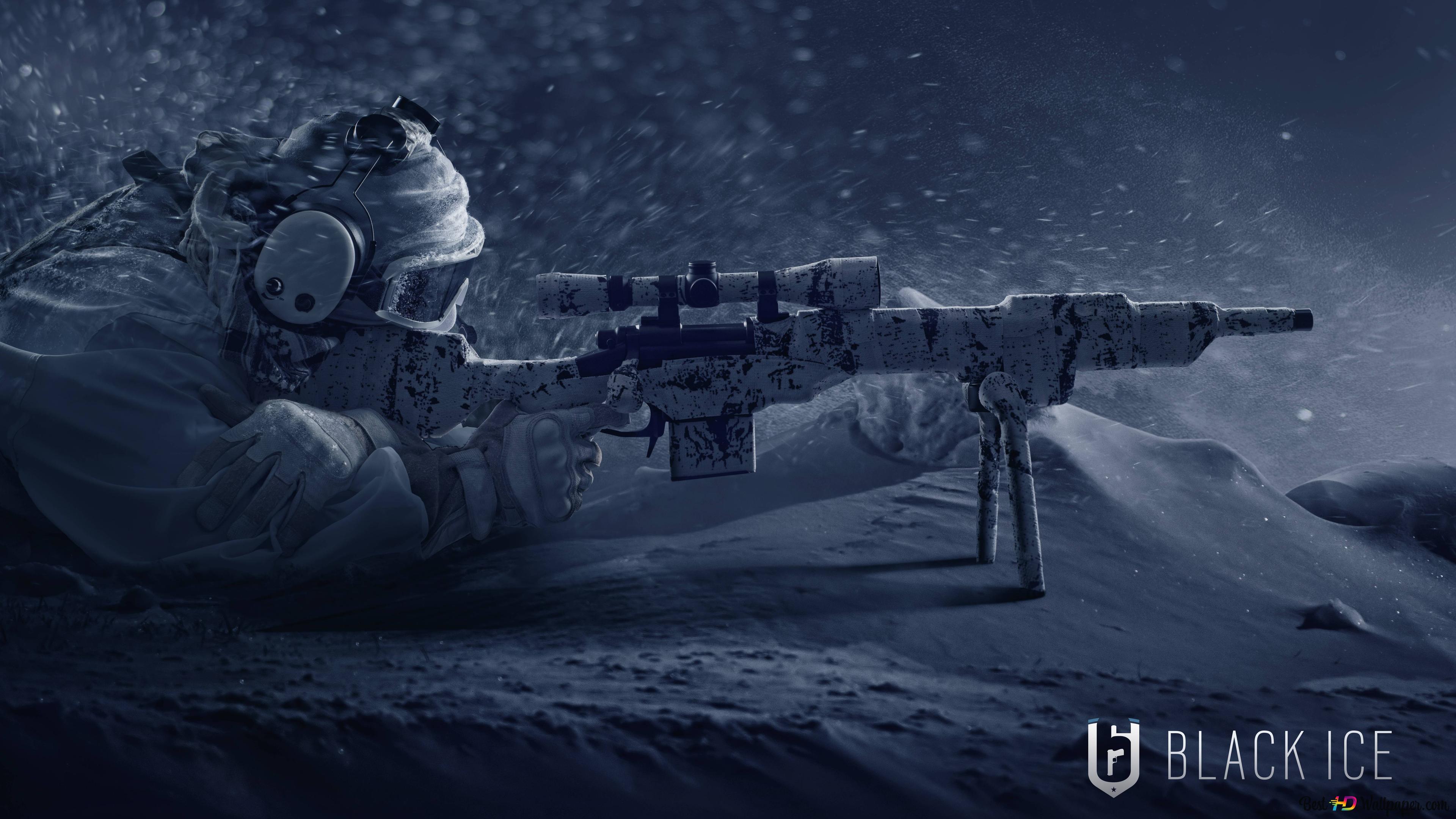 Tom Clancy S Rainbow Six Siege Operation Black Ice Hd Wallpaper Download